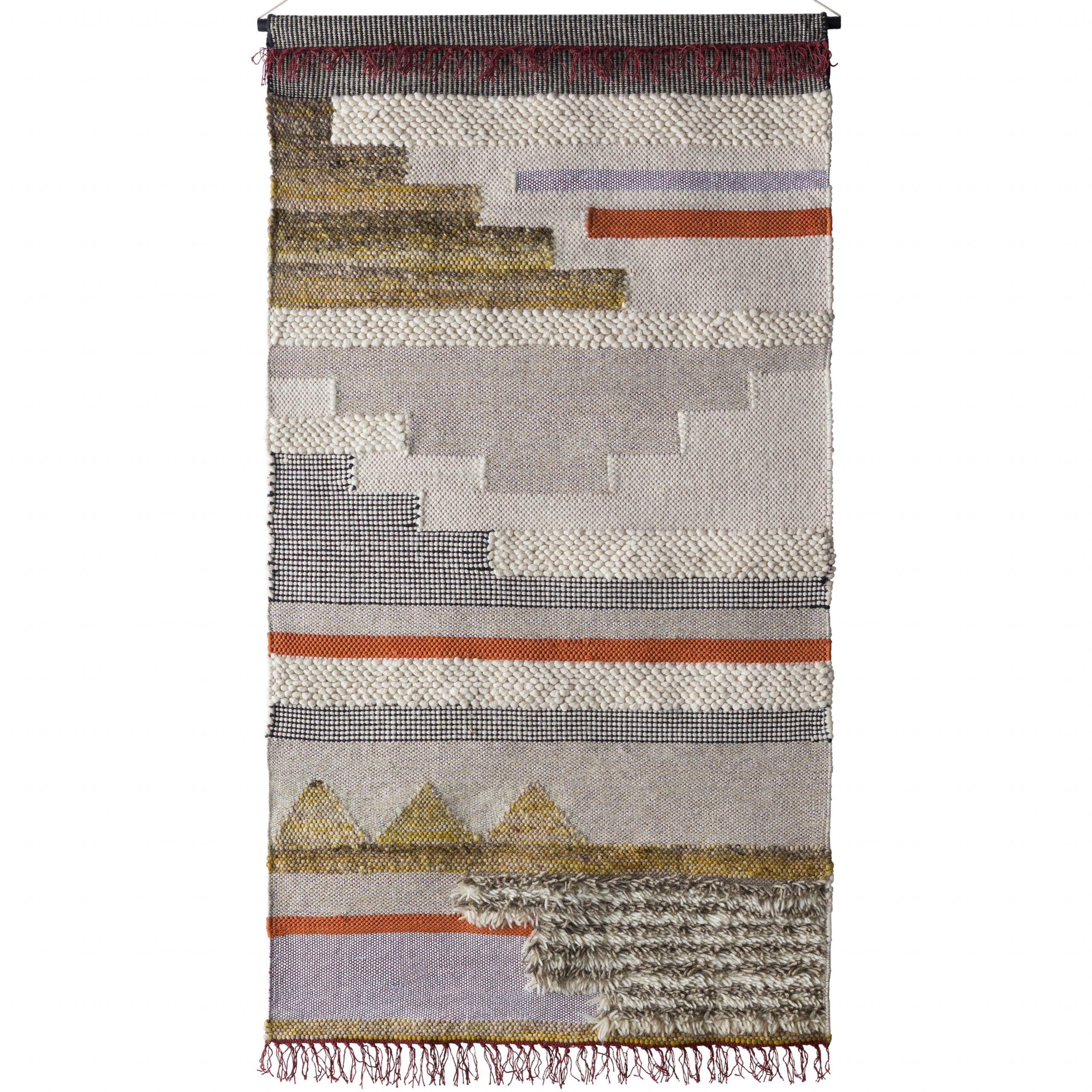 Blended Fabric Wall Hanging With Hanging Accessories Inside 2018 Blended Fabric Wall Hangings With Hanging Accessories Included (View 4 of 20)