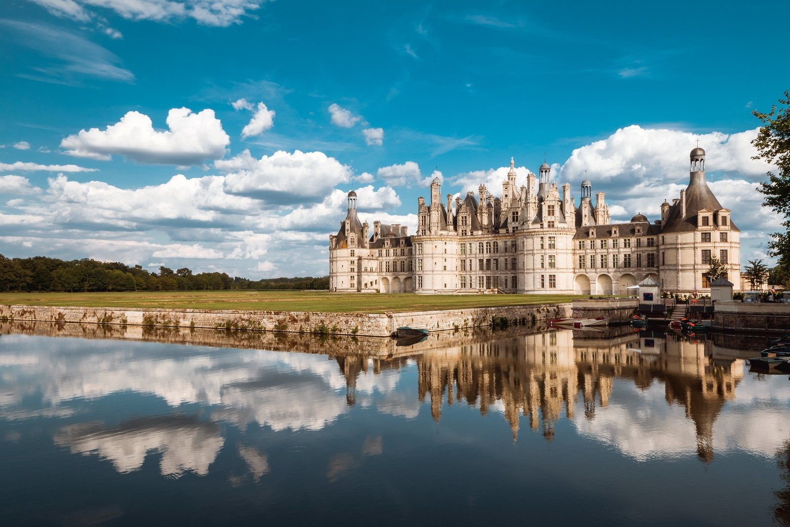 Chambord: Discover The Fabulous Château In The Loire In Best And Newest Chambord Castle I European Wall Hangings (View 6 of 20)