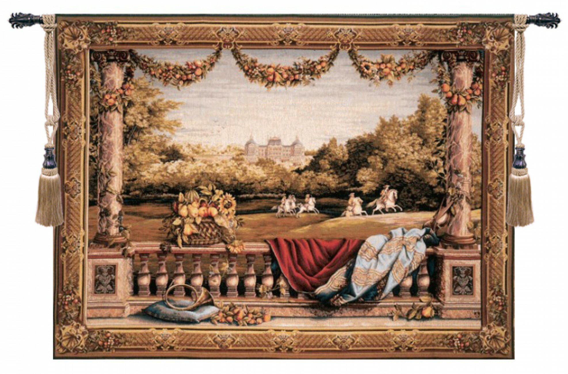 Featured Photo of Blended Fabric Chateau Bellevue European Tapestries