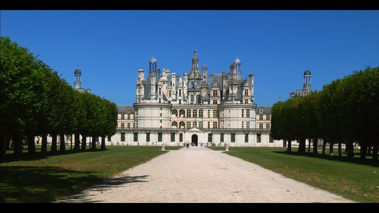 Chateau De Chambord – Ancient History Encyclopedia With Regard To Latest Chambord Castle I European Wall Hangings (View 14 of 20)