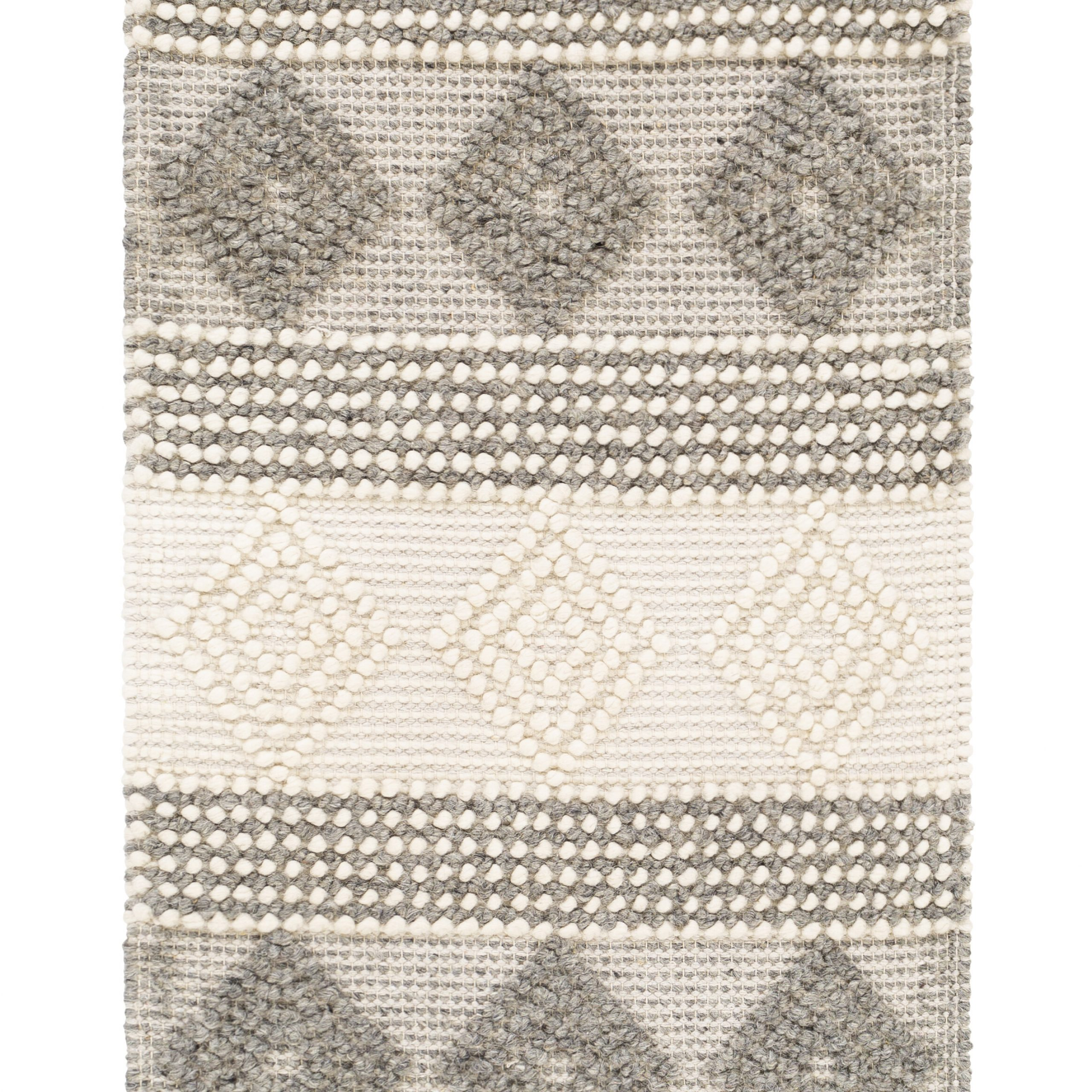 Featured Photo of Blended Fabric Clancy Wool and Cotton Wall Hangings with Hanging Accessories Included