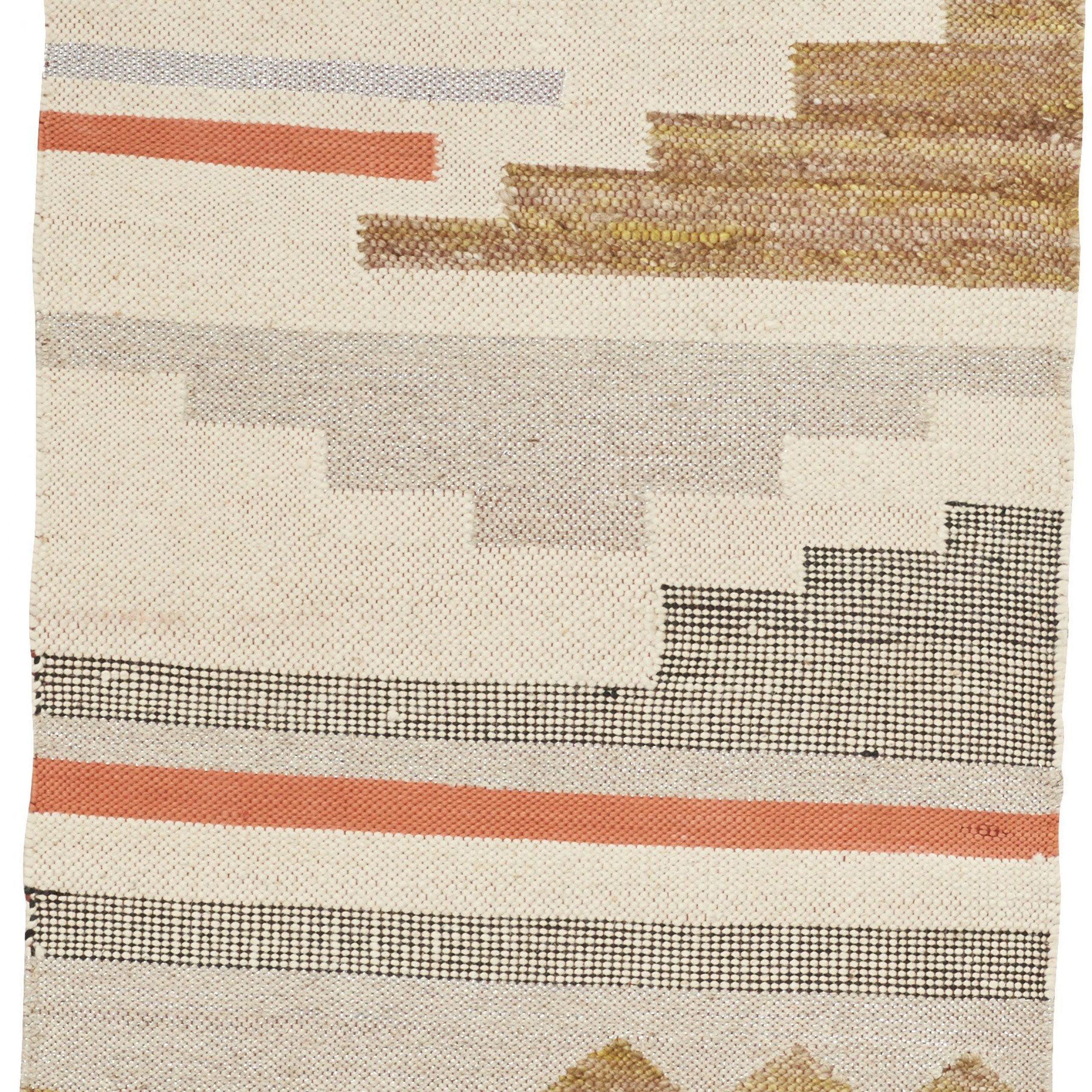 Corrigan Studio Hand Woven Wall Hanging | Wayfair | Wool Inside Most Current Blended Fabric Wall Hangings With Hanging Accessories Included (View 6 of 20)