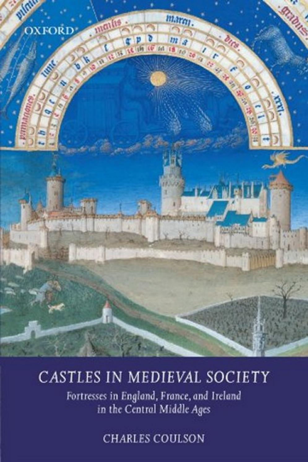 Coulson, C, Castles In Medieval Society, Fortresses In With Regard To Best And Newest Blended Fabric Verdure Au Chateau Ii European Tapestries (View 16 of 20)
