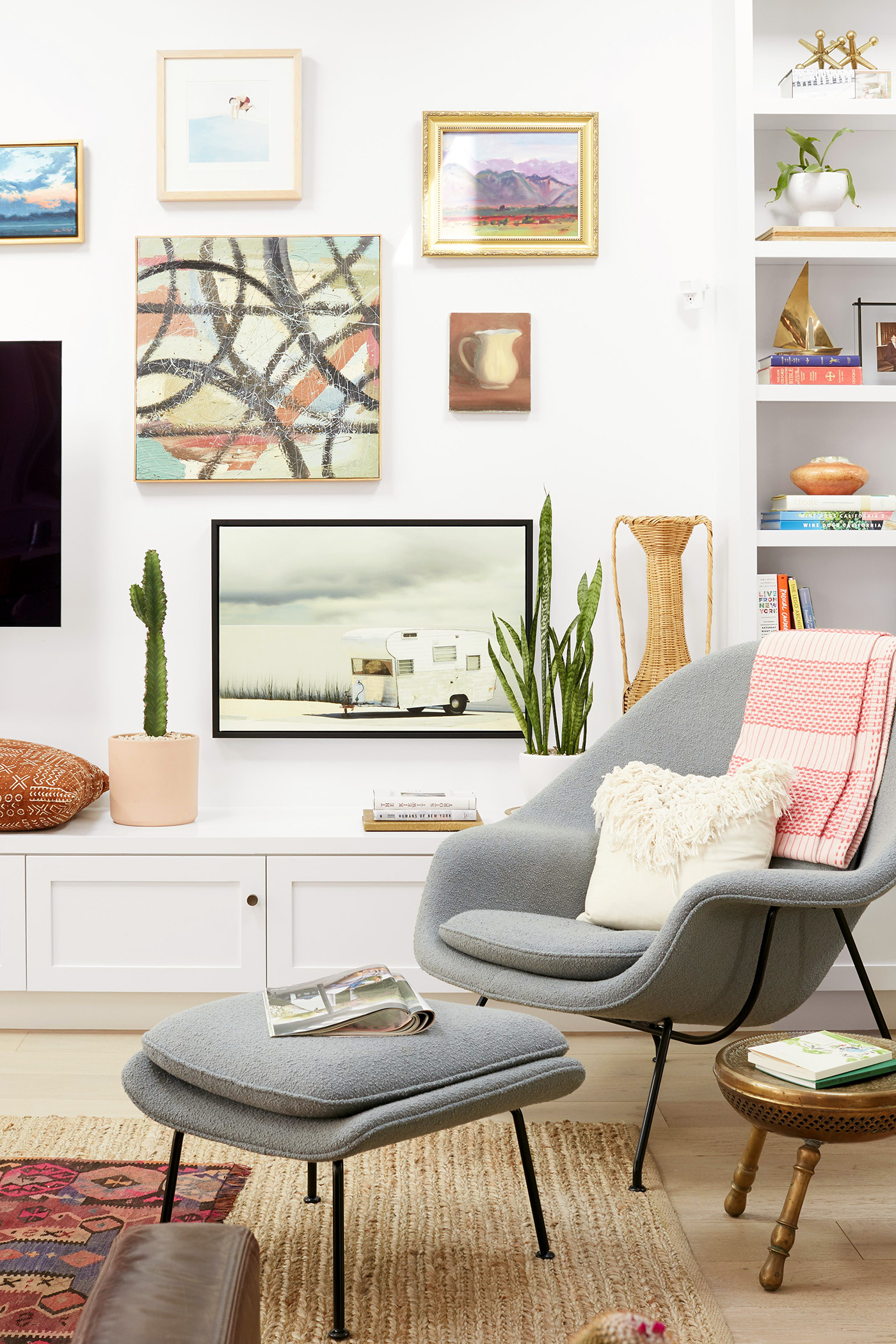 Creative Wall Art Ideas For Every Blank Spot In Your Home For Current Blended Fabric Spring Party Wall Hangings (View 9 of 20)