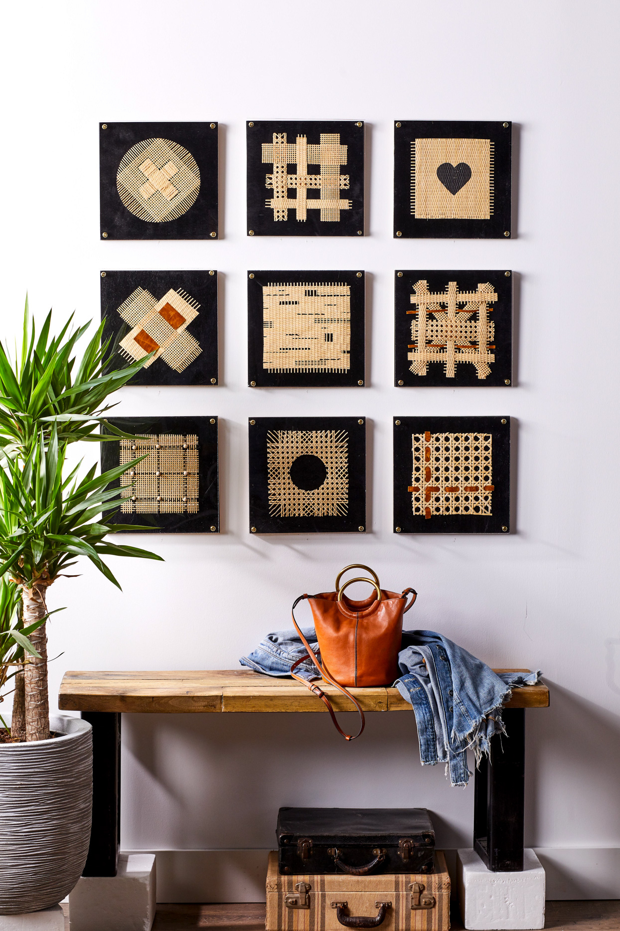 Creative Wall Art Ideas For Every Blank Spot In Your Home In Recent Blended Fabric Spring Party Wall Hangings (View 13 of 20)