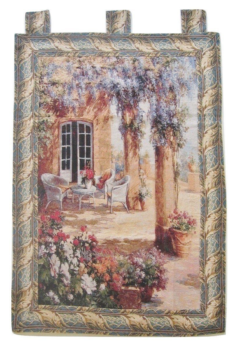 Dada Bedding Quiet Lavender Evening Elegant Woven Fabric Pertaining To Most Up To Date Blended Fabric Classic French Rococo Woven Tapestries (View 2 of 20)