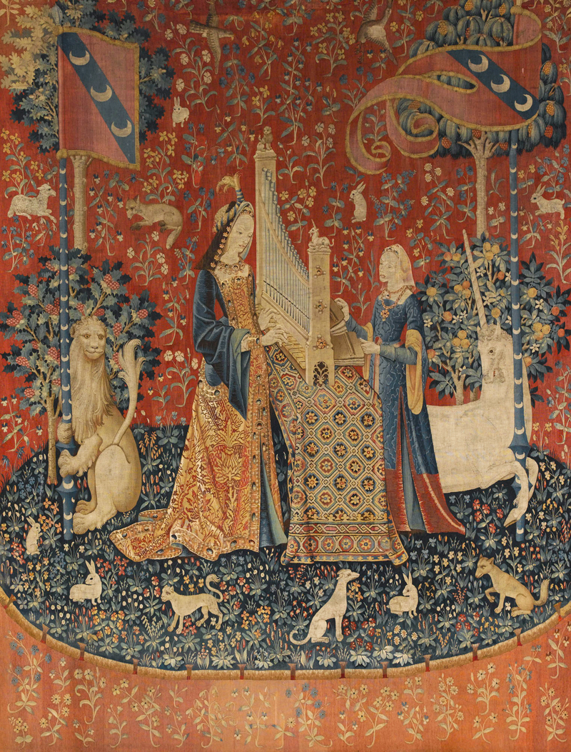 ??????? – Pesquisa Google In 2020 | Medieval Art, Cat Throughout Most Popular Lion I European Tapestries (View 10 of 20)