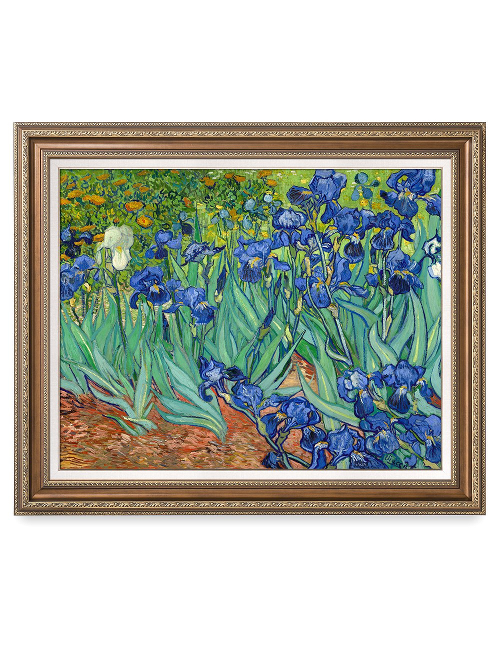 Find Van Gogh Colored Pencils Suppliers And Manufatures At For Most Popular Blended Fabric The Mulberry Tree – Van Gogh Wall Hangings (View 15 of 20)