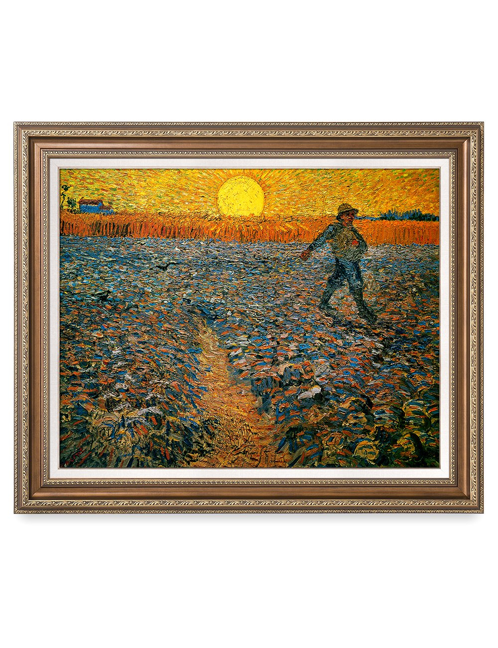 Find Van Gogh Colored Pencils Suppliers And Manufatures At Intended For Most Recently Released Blended Fabric Van Gogh Terrace Wall Hangings (View 14 of 20)