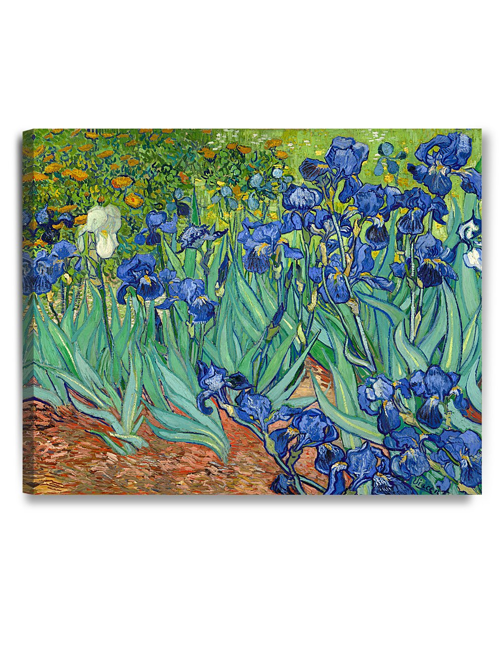 Find Van Gogh Colored Pencils Suppliers And Manufatures At Within Most Recently Released Blended Fabric Van Gogh Terrace Wall Hangings (View 16 of 20)