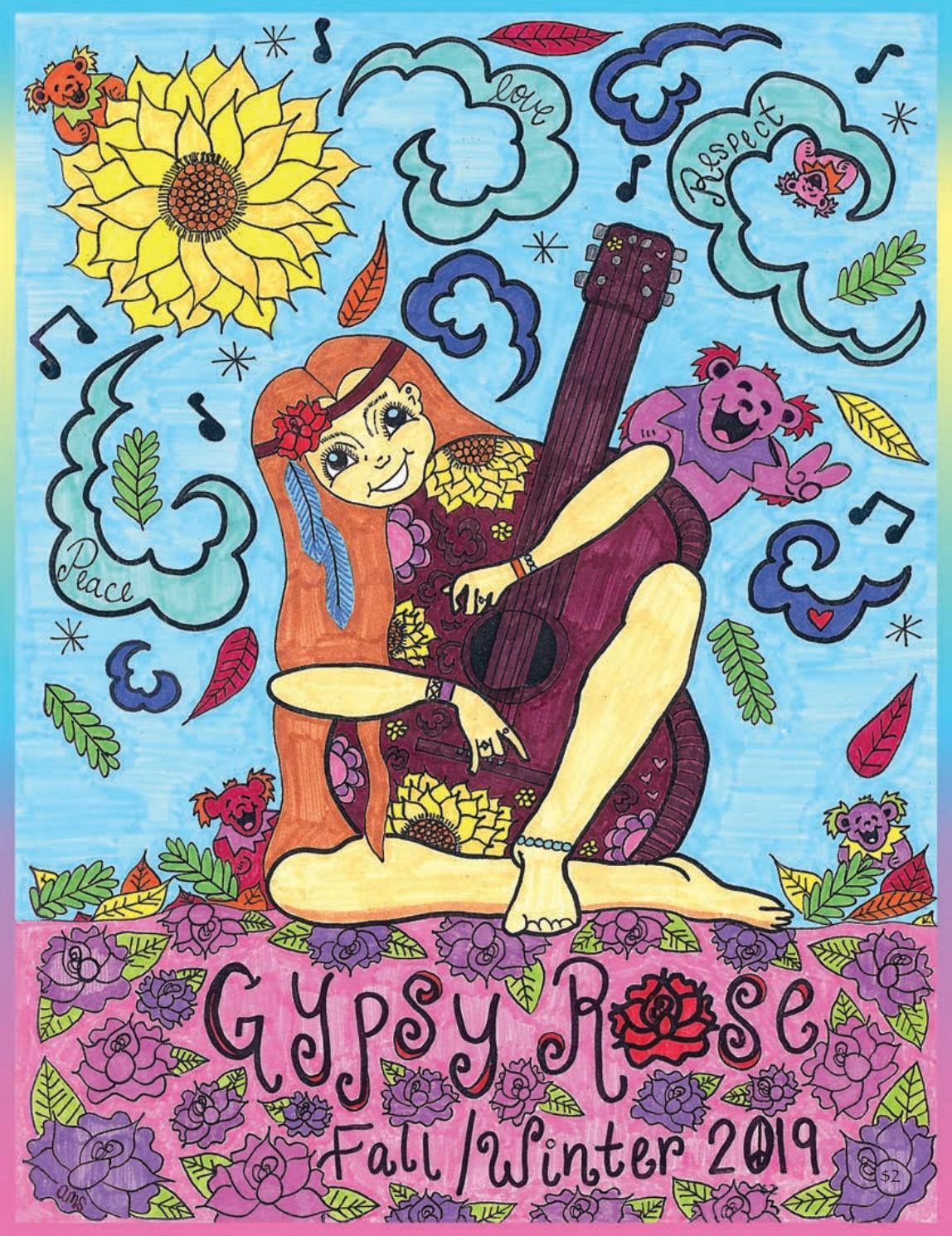 Gypsy Rose Fall/winter 2019 Cataloggypsy Rose Corp – Issuu Within Best And Newest Blended Fabric The Road Rises Wall Panel With Topper Tapestries And Wall Hangings (View 18 of 20)