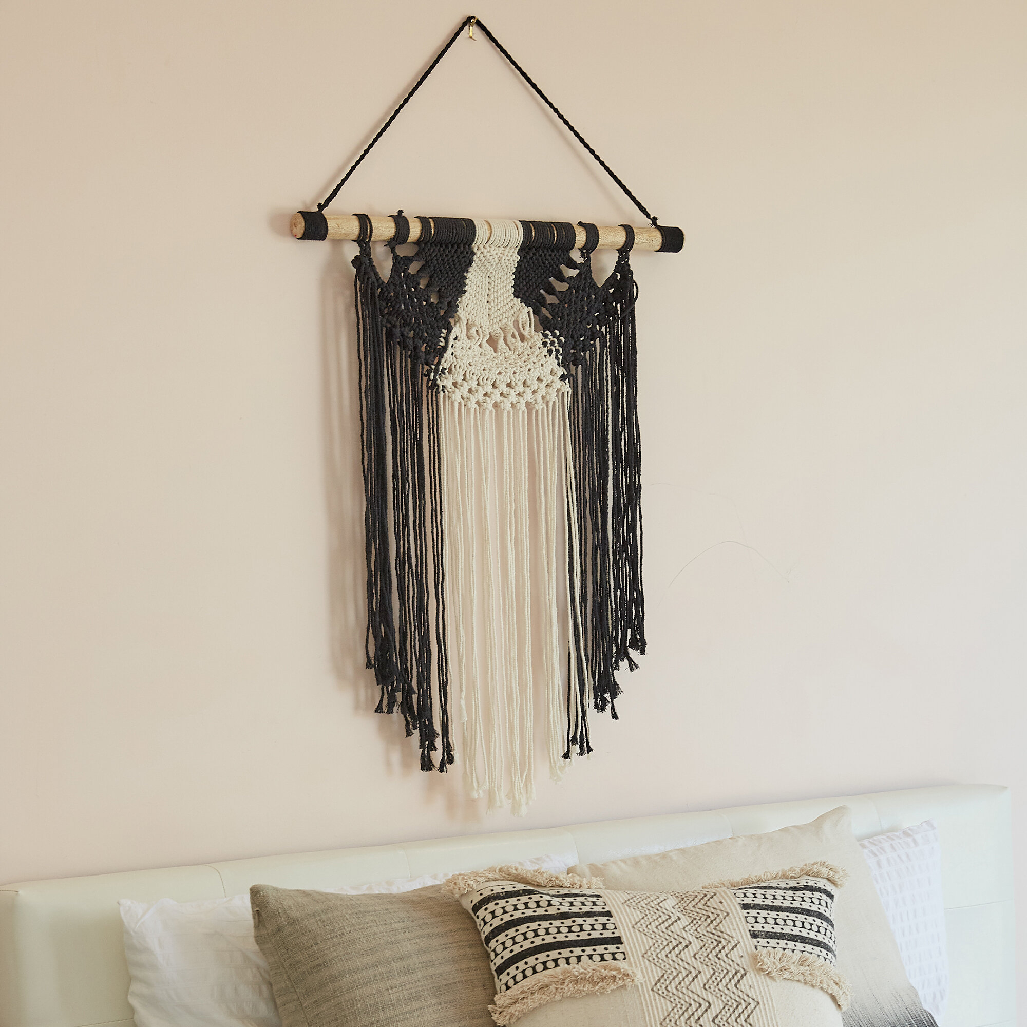 Hooks Tapestries You'll Love In 2021 | Wayfair Within 2018 Blended Fabric Salty But Sweet Wall Hangings (View 15 of 20)