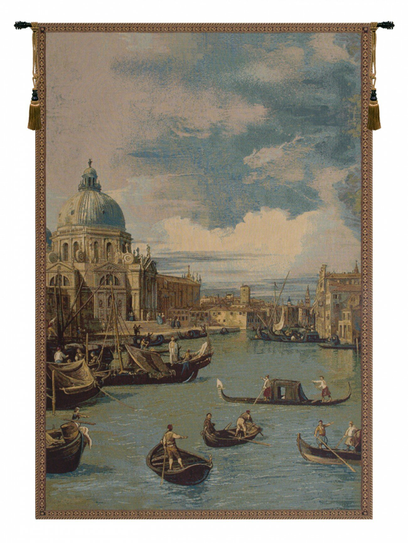 Italian Wall Hanging For Most Popular Blended Fabric Bellagio Scalinata Wall Hangings (View 4 of 20)
