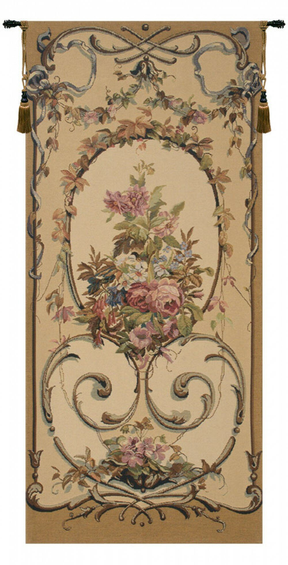 Jessicarembrandt Tapestry Pertaining To Recent Blended Fabric Havenwood Chinoiserie Tapestries Rod Included (View 9 of 20)