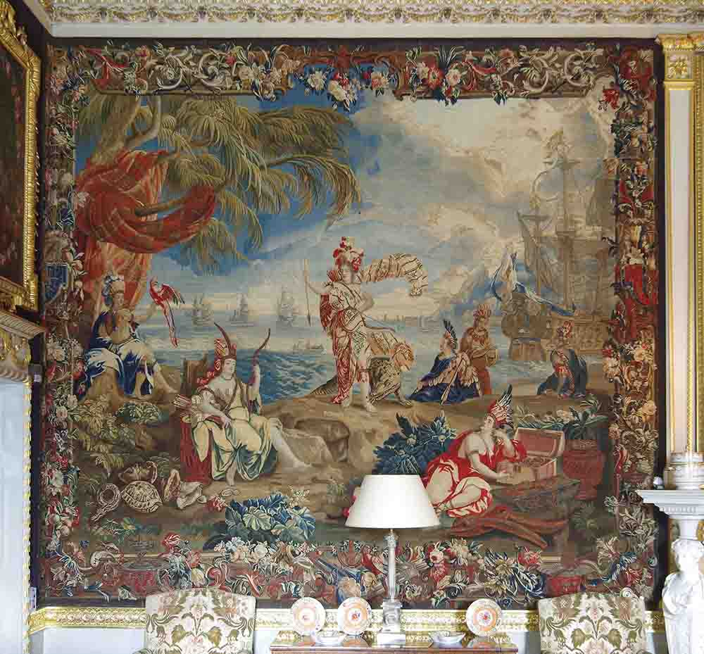 Katherine's Favourite Five Holkham Treasures | Blog | Holkham With Most Popular Birds Face To Face I European Tapestries (View 16 of 20)