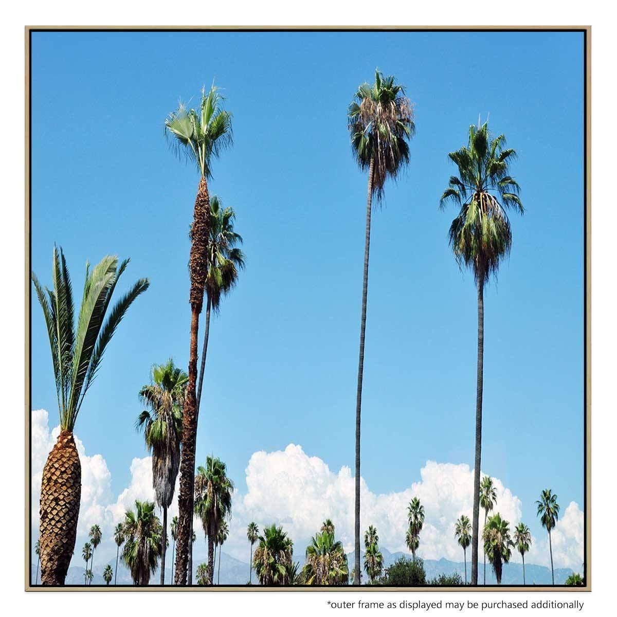 La Palms – Print Inside Recent Blended Fabric Palm Tree Wall Hangings (View 14 of 20)