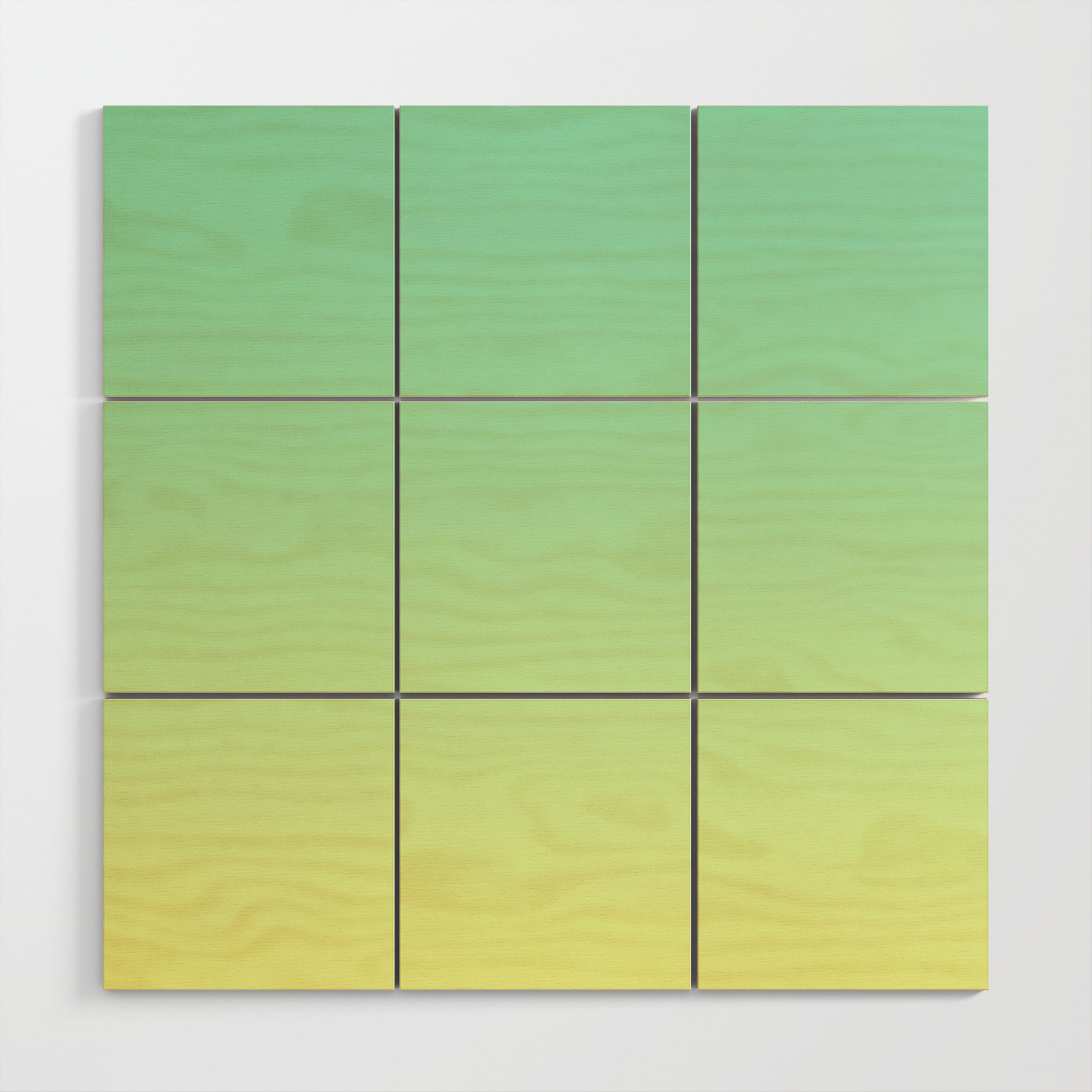 Lakethe Sea – Minimal Plain Soft Mood Color Blend Prints Wood Wall Art Burning With Latest Blended Fabric Lago Di Como Ii Wall Hangings (View 9 of 20)