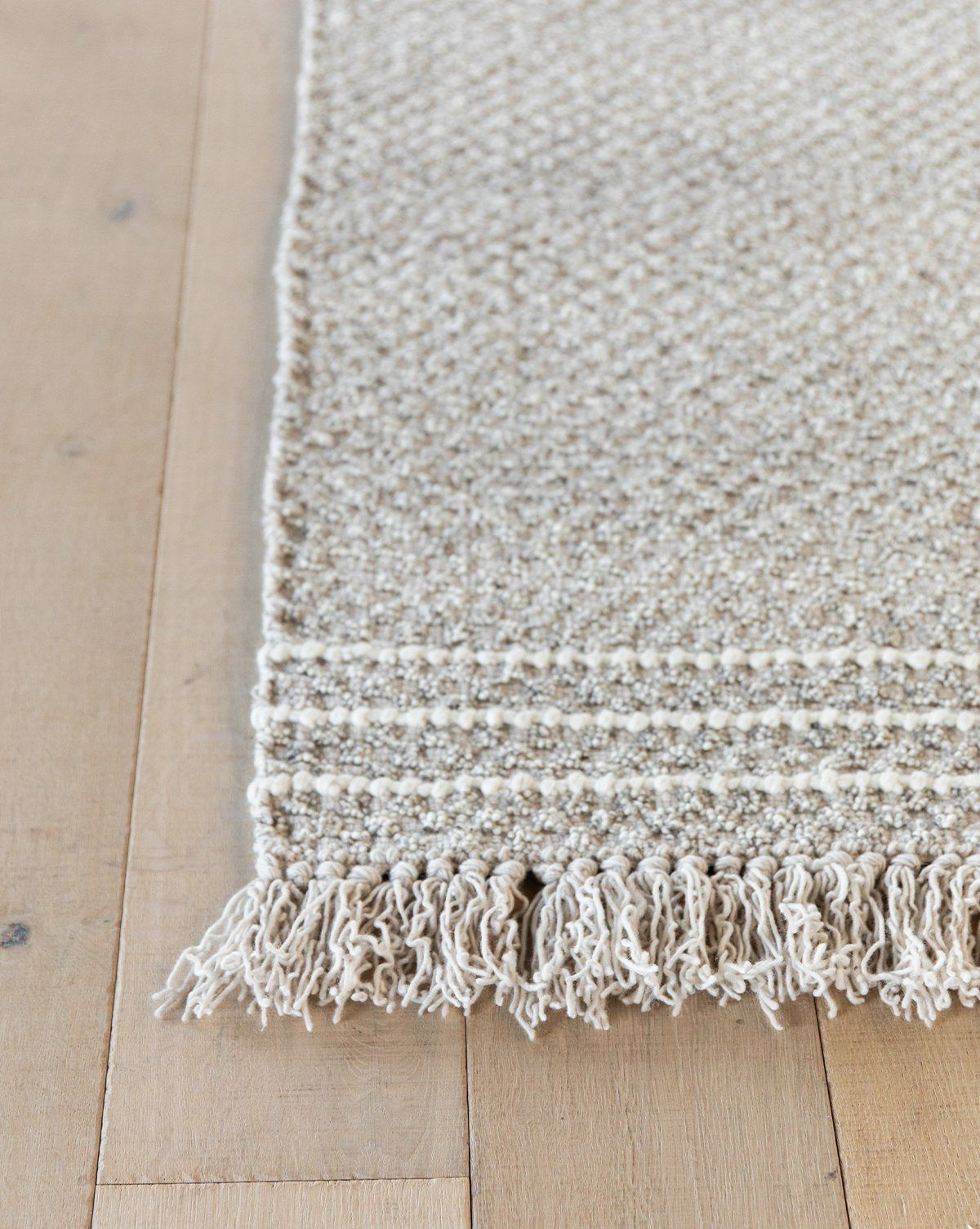 Lazro Fringe Woven Rug In 2020 | Woven Rug, Rug Pattern, Rugs Regarding Most Up To Date Blended Fabric Fringed Design Woven With Rod (View 15 of 20)