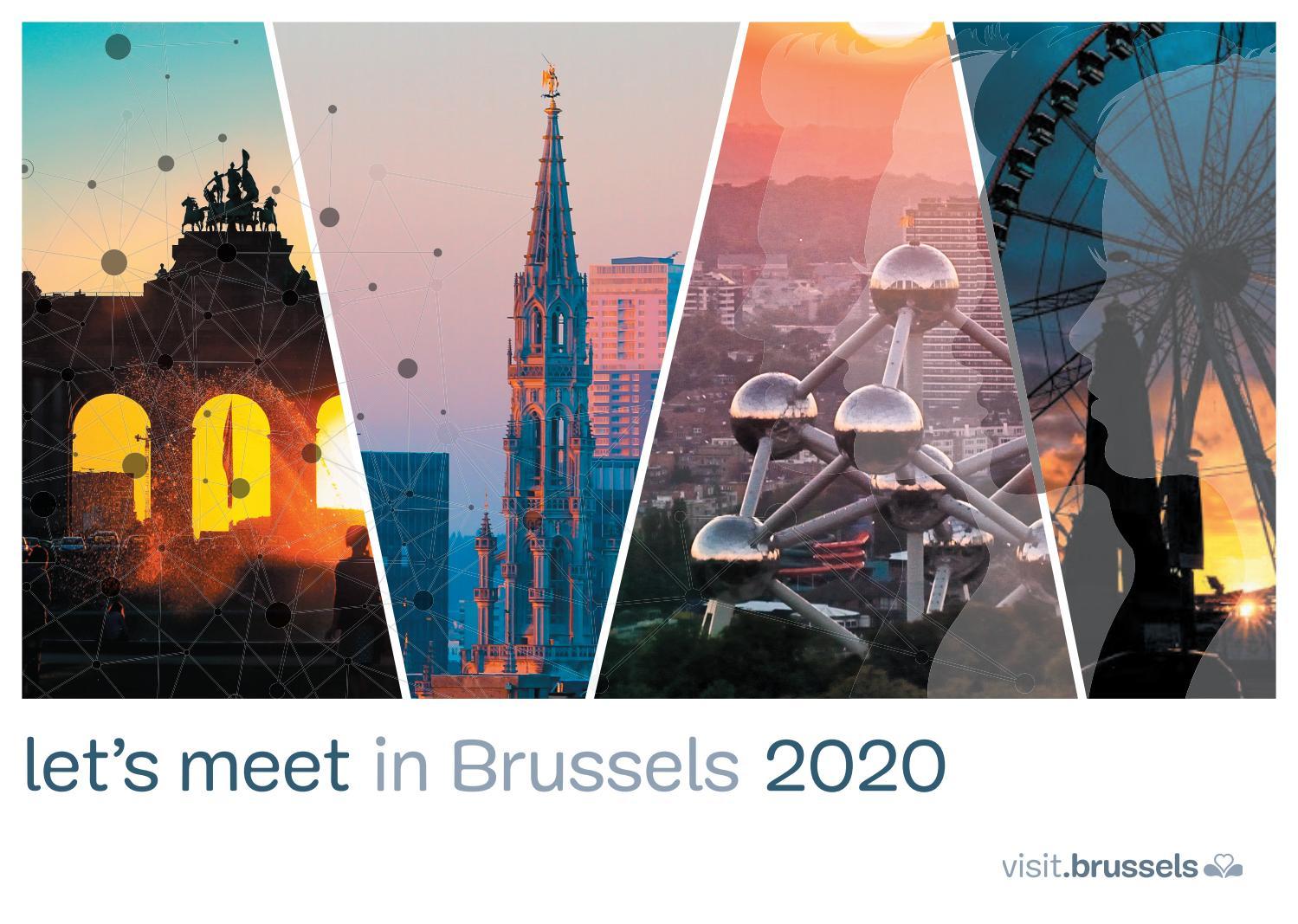 Let's Meet In Brussels 2020visit (View 15 of 20)