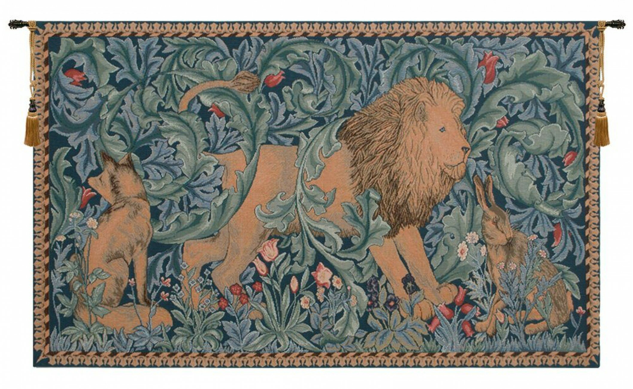 Featured Photo of Lion I European Tapestries