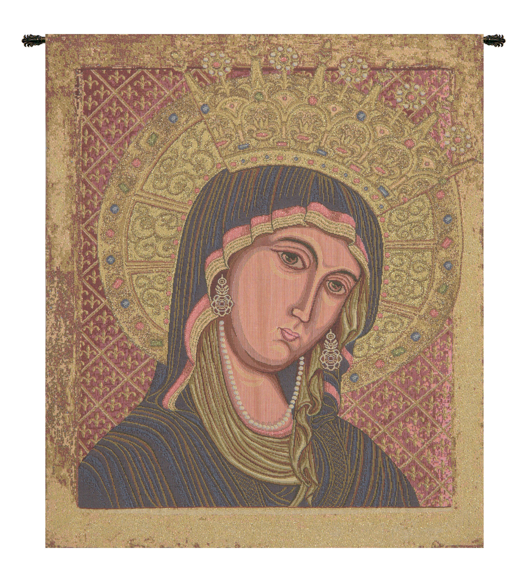 Featured Photo of Blended Fabric Trust in the Lord Tapestries and Wall Hangings