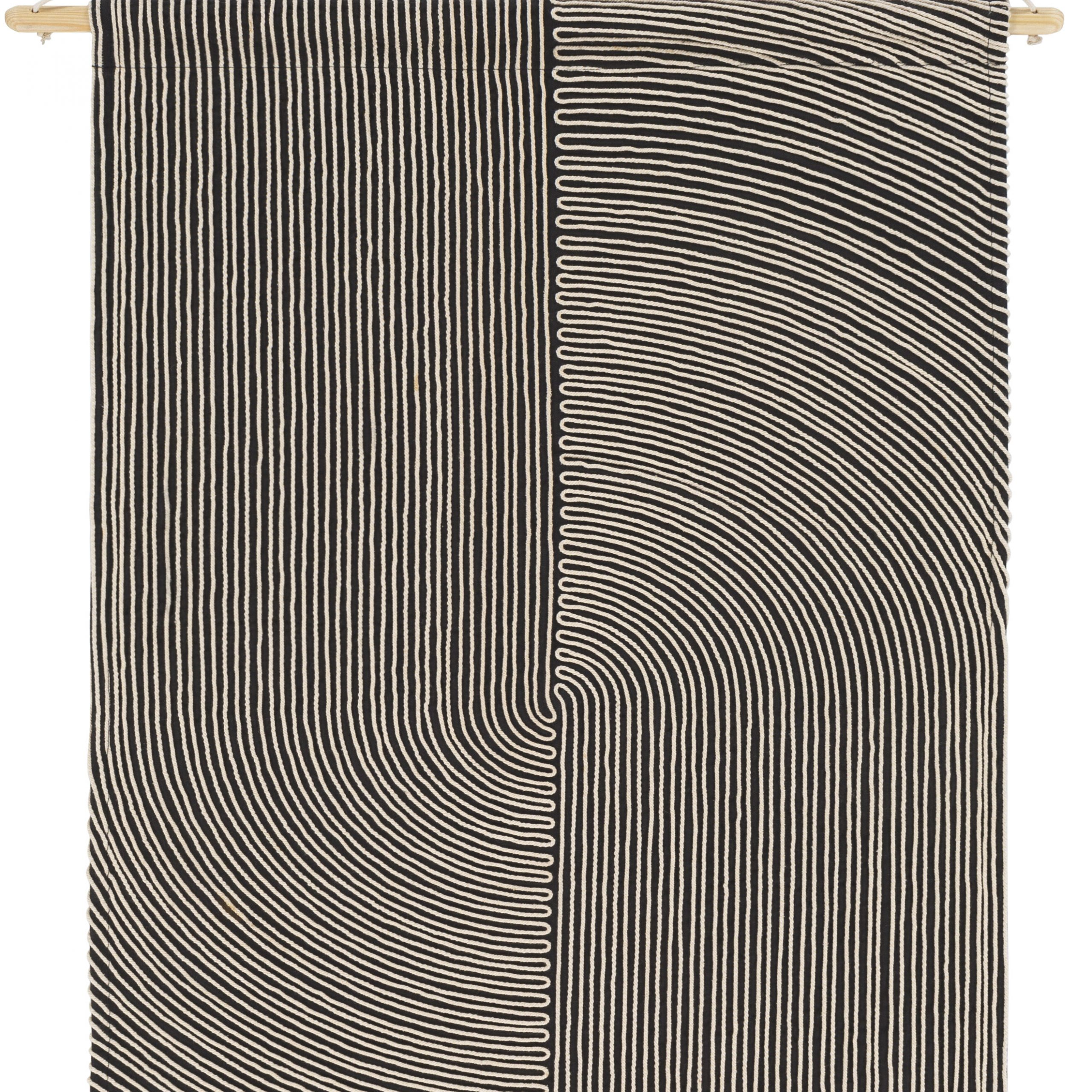 Modern Gray Wall Hangings | Allmodern For Most Recently Released Blended Fabric Teresina Wool And Viscose Wall Hangings With Hanging Accessories Included (View 11 of 20)