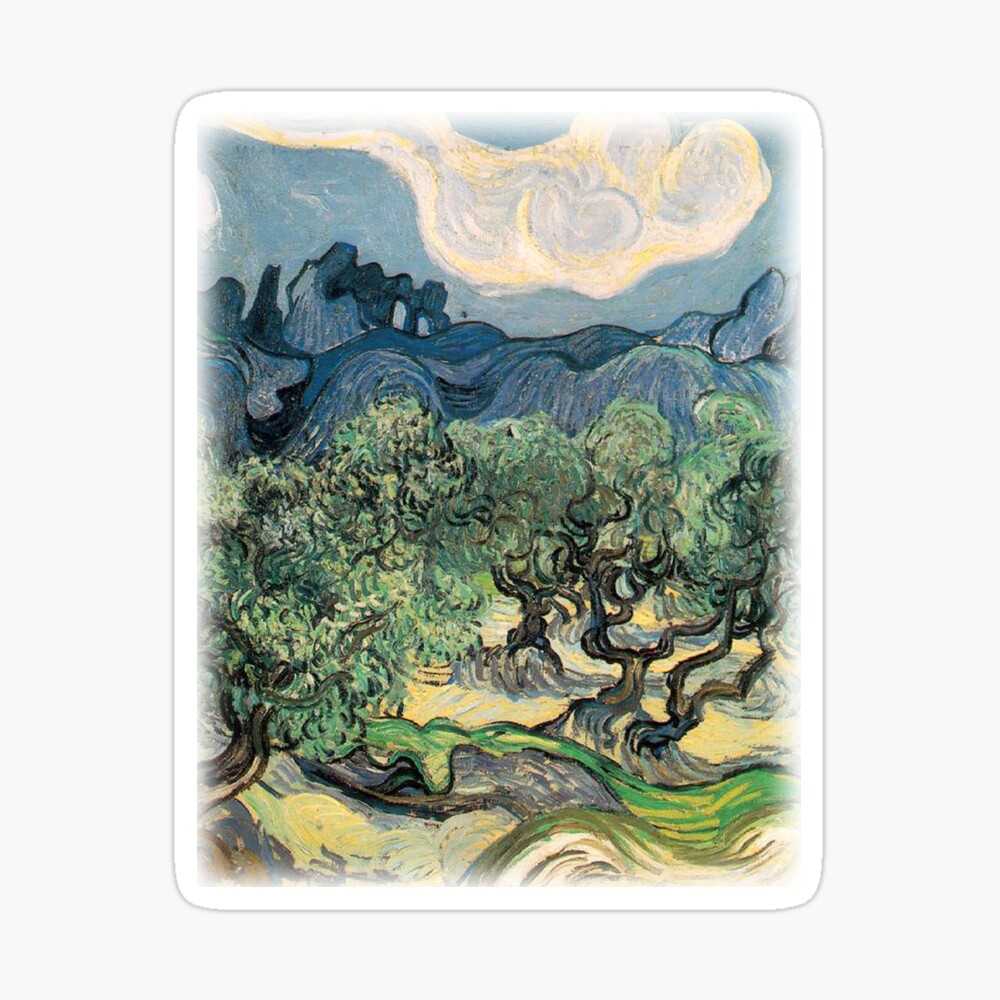 Olive Treesvincent Van Gogh (View 14 of 20)