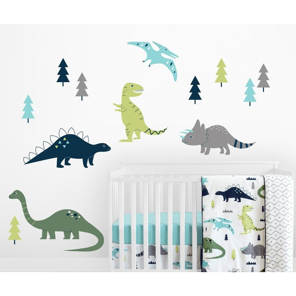 Overstock: Online Shopping – Bedding, Furniture Pertaining To 2018 Blended Fabric Mod Dinosaur 3 Piece Wall Hangings Set (View 9 of 20)