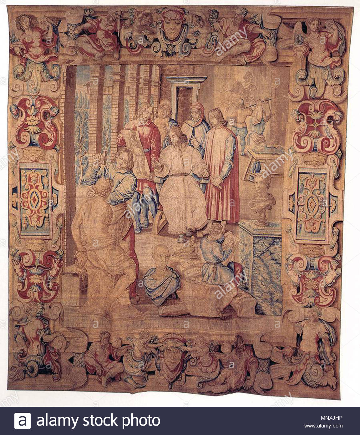 Page 2 – Tapestry Garden High Resolution Stock Photography Inside Best And Newest Blended Fabric Garden Of Gethsemane Tapestries And Wall Hangings (View 9 of 20)