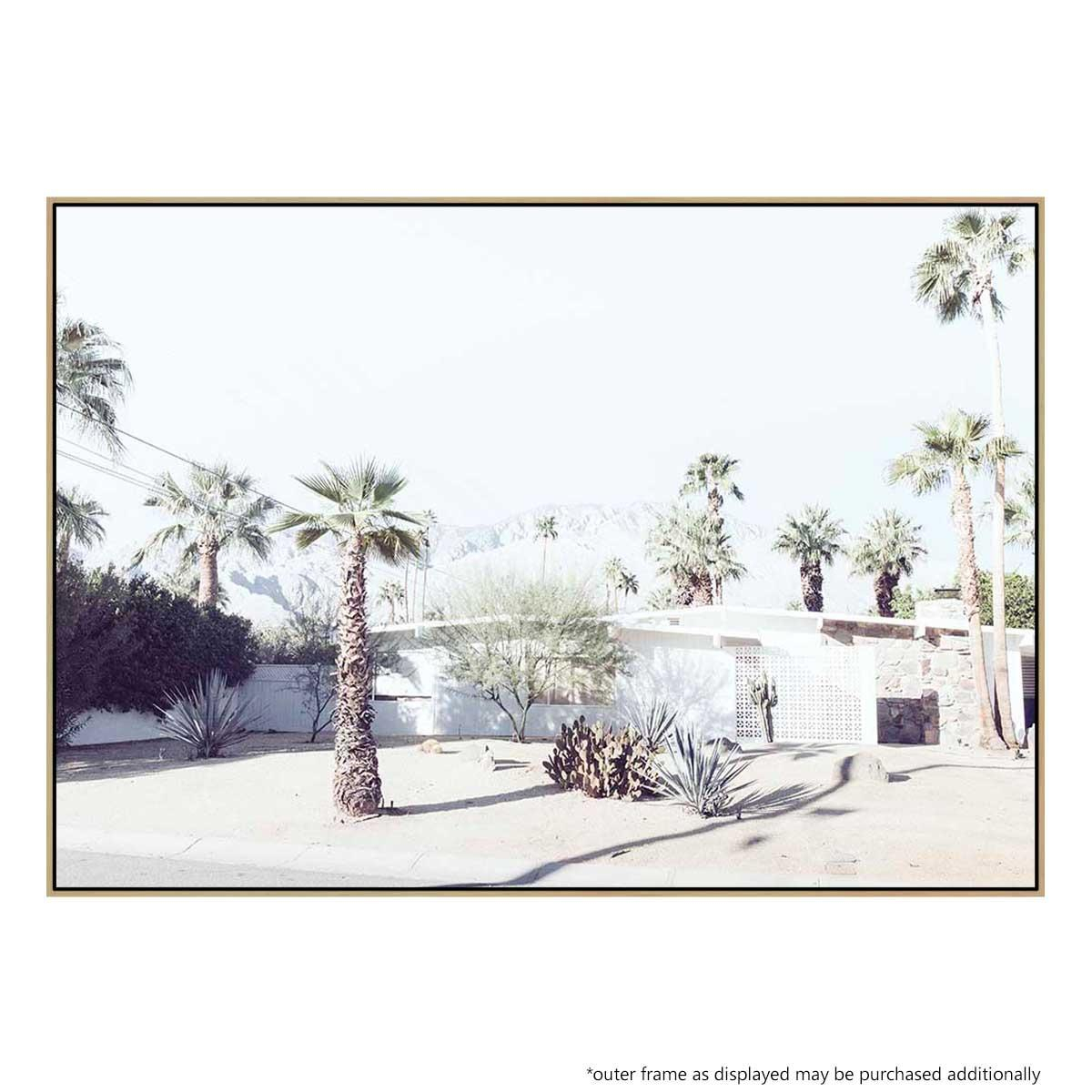 Palm Desert – Print Intended For Most Recent Blended Fabric Palm Tree Wall Hangings (View 12 of 20)