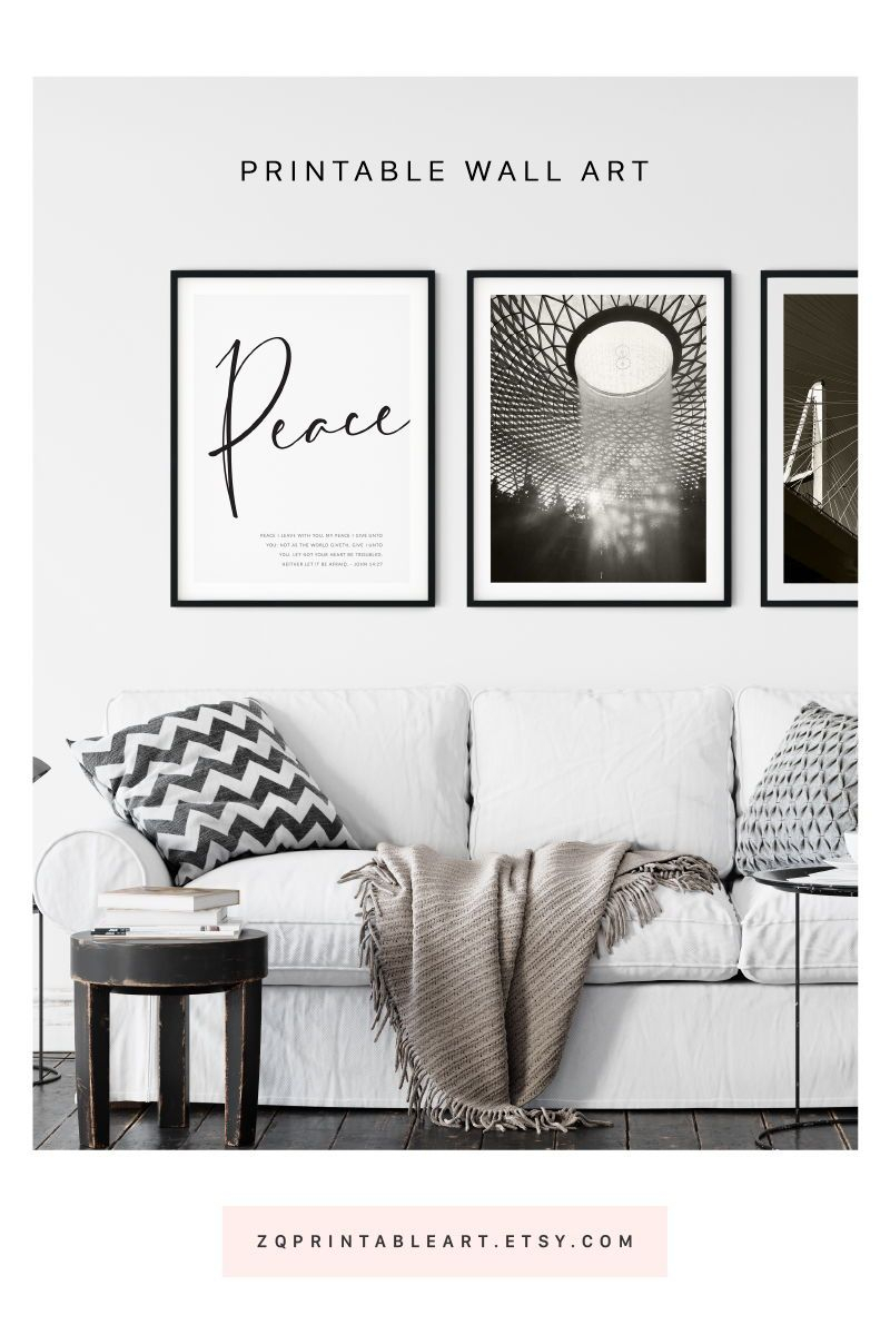 Peace I Leave With You – John 14:27 | Modern Bible Verse With Current Peace I Leave With You Wall Hangings (View 6 of 20)