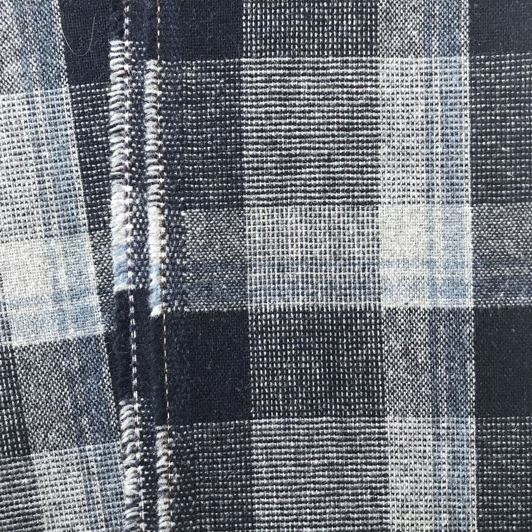 Pin On Mad For Plaid Sewing Projects Intended For Most Recently Released Blended Fabric Trust In The Lord Tapestries And Wall Hangings (View 18 of 20)