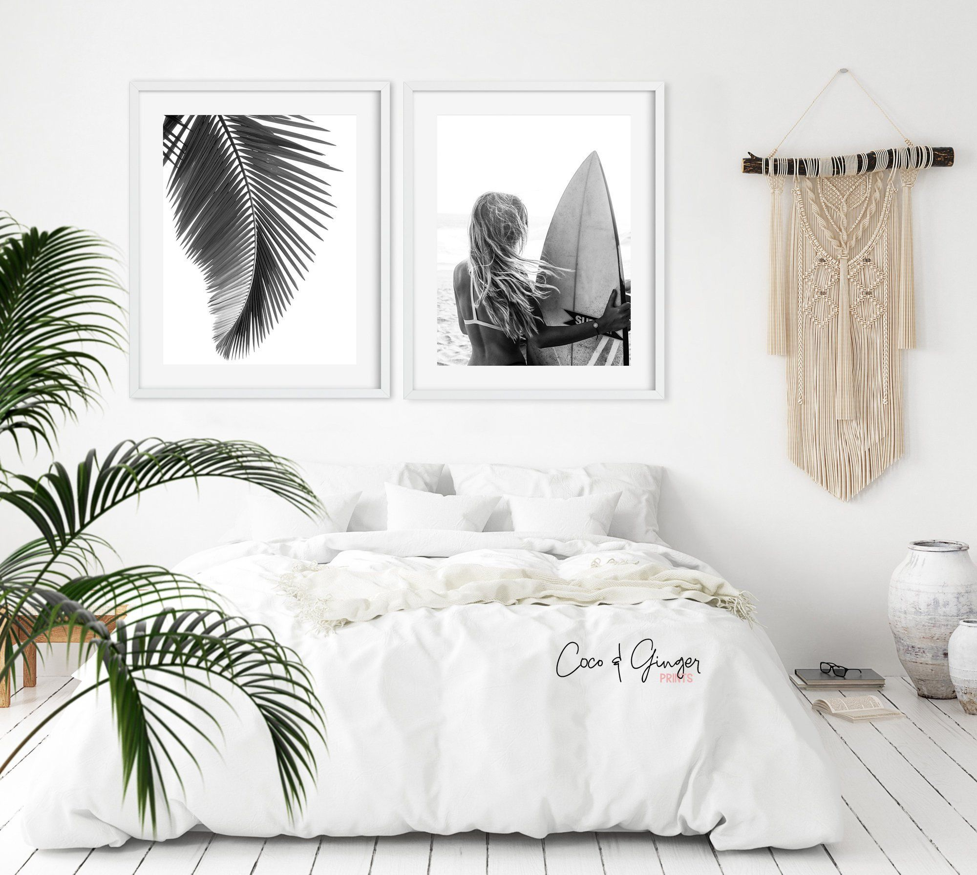 Pin On Room For Paradise With Most Recently Released Blended Fabric Palm Tree Wall Hangings (View 13 of 20)