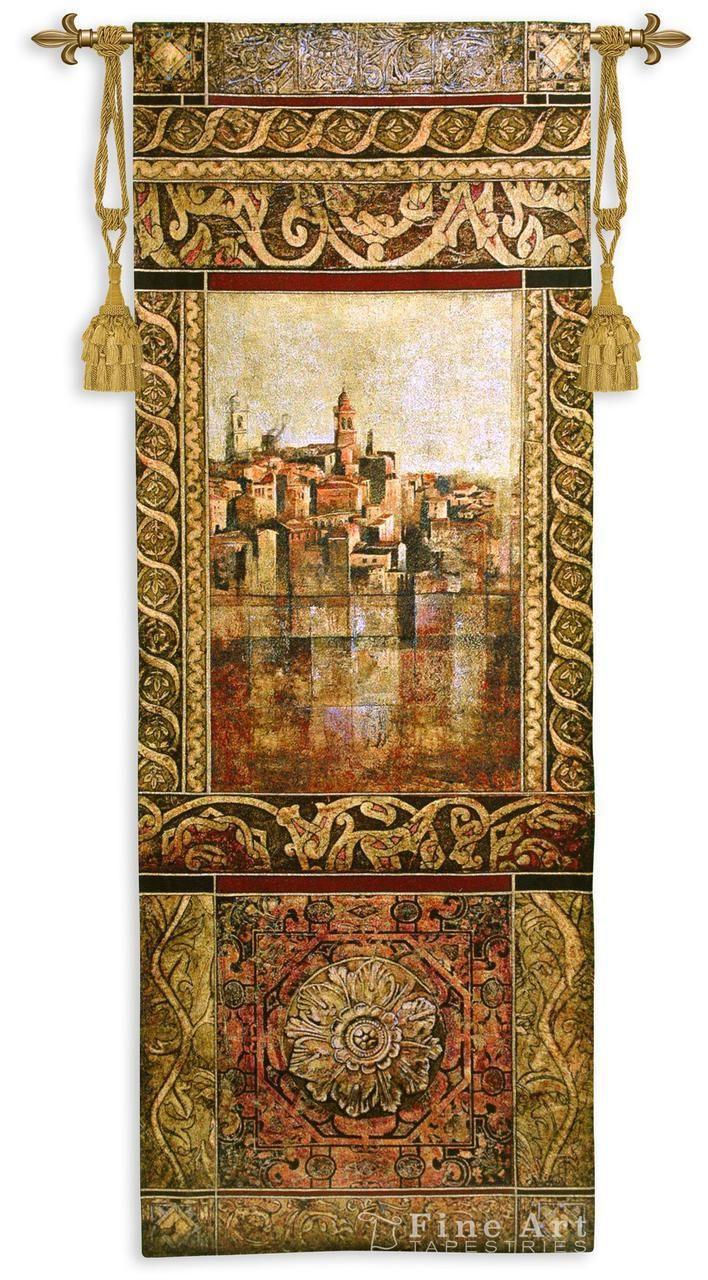 Pin On Tapestries & Banners With Most Recently Released Blended Fabric Peacock European Tapestries (View 9 of 20)