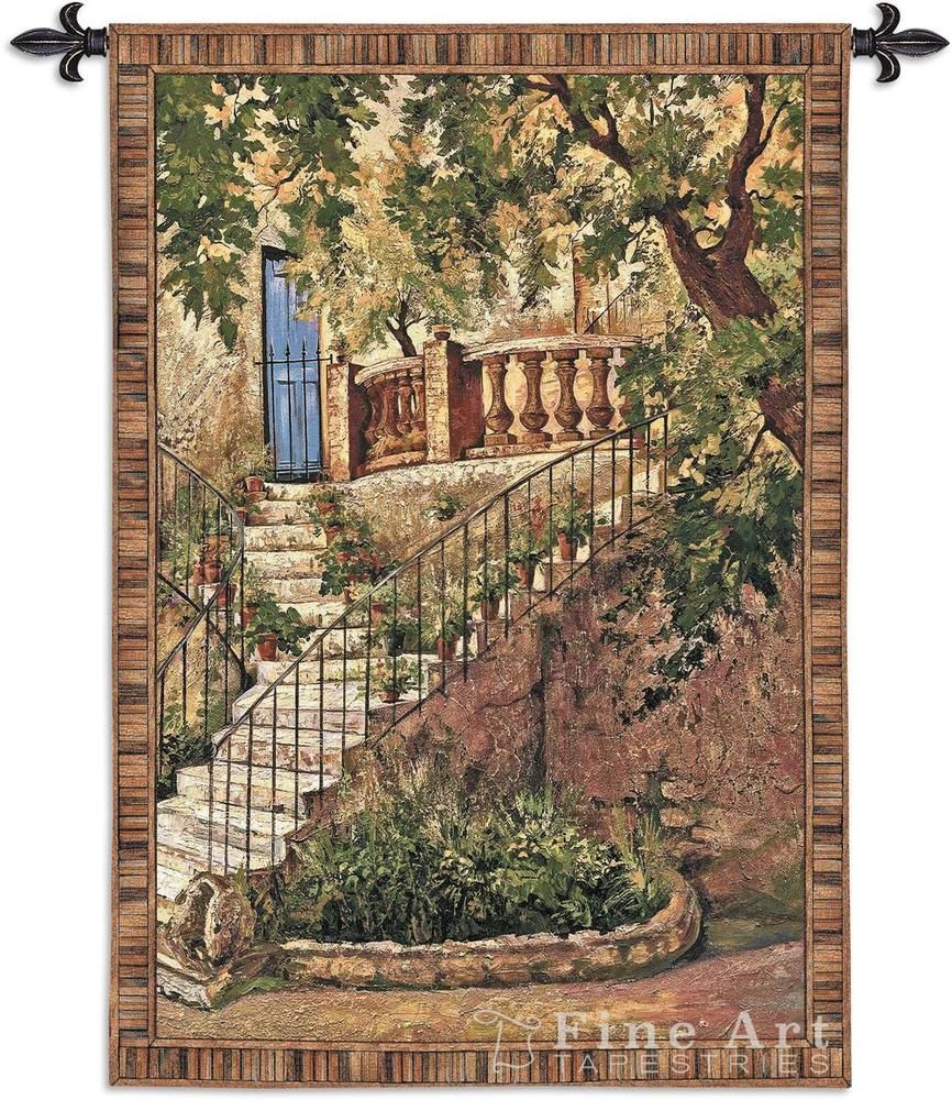 Pin On Tuscan Home Decor Throughout Latest Blended Fabric Italian Wall Hangings (View 2 of 20)
