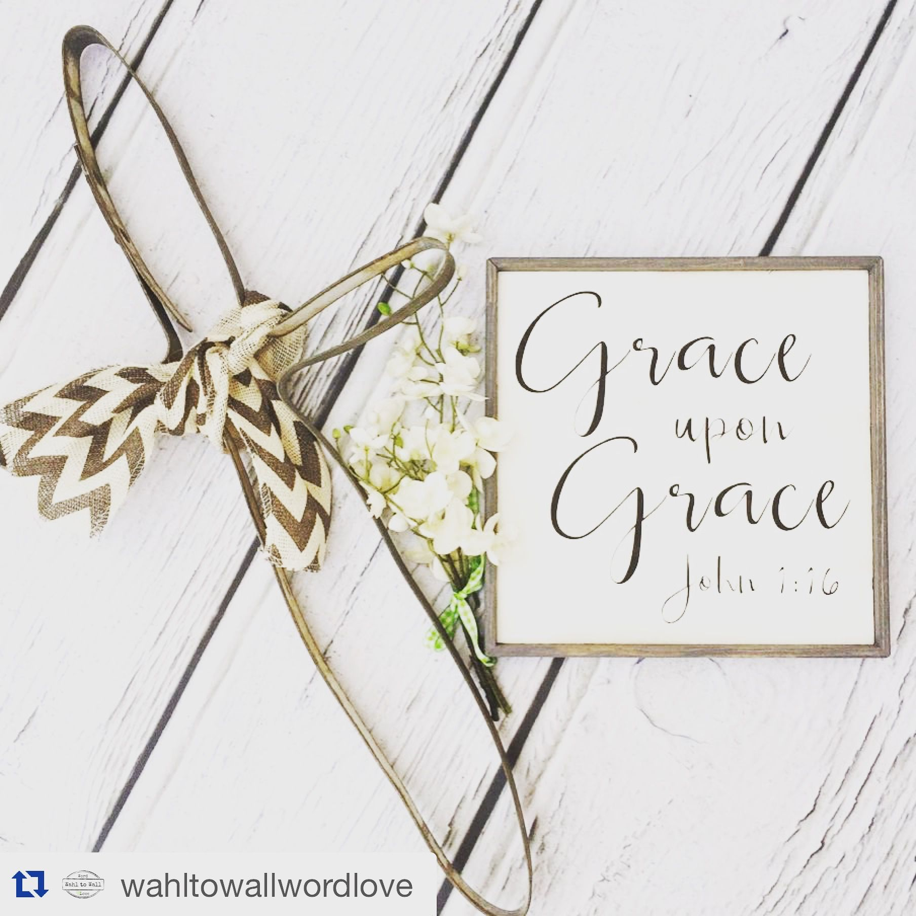 Pincoreen Pike On Godly Quotes   Scripture Signs, Bible With Regard To Most Recent Blended Fabric Amazing Grace Wall Hangings (View 9 of 20)