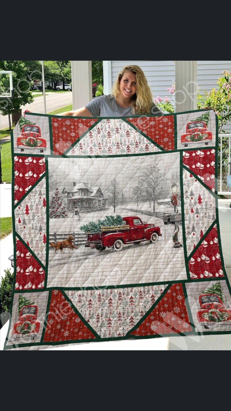 Pinrichard Debbie Ferrel On Quilts | Fabric Panel Quilts Regarding Best And Newest Blended Fabric Blessings Of Christmas Tapestries (View 14 of 20)