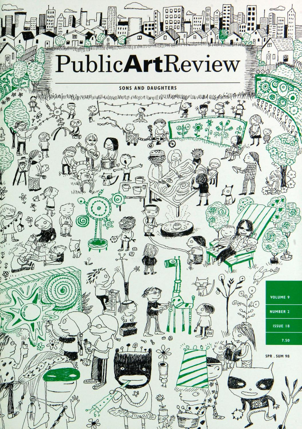 Public Art Review Issue 18 – 1998 (spring/summer) Regarding Most Recent Blended Fabric Faraway Longing Wall Hangings (View 13 of 20)