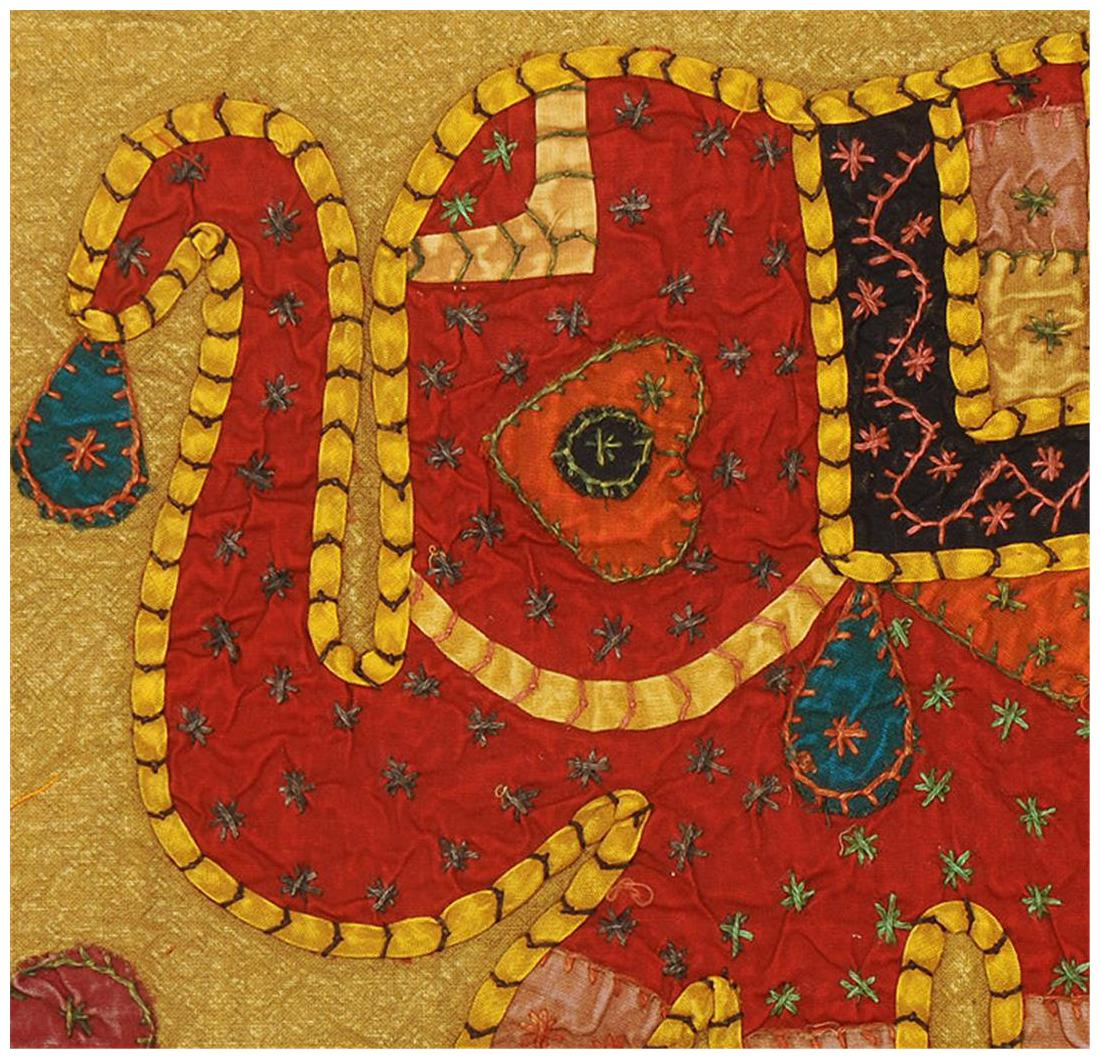 Rajrang Best Wall Hanging Cloth Tapestry Fabric Caotton With Embroidery Work Hanging Design Modern Tapestry For Home D Cor Throughout 2017 Blended Fabric Trust In The Lord Tapestries And Wall Hangings (View 17 of 20)