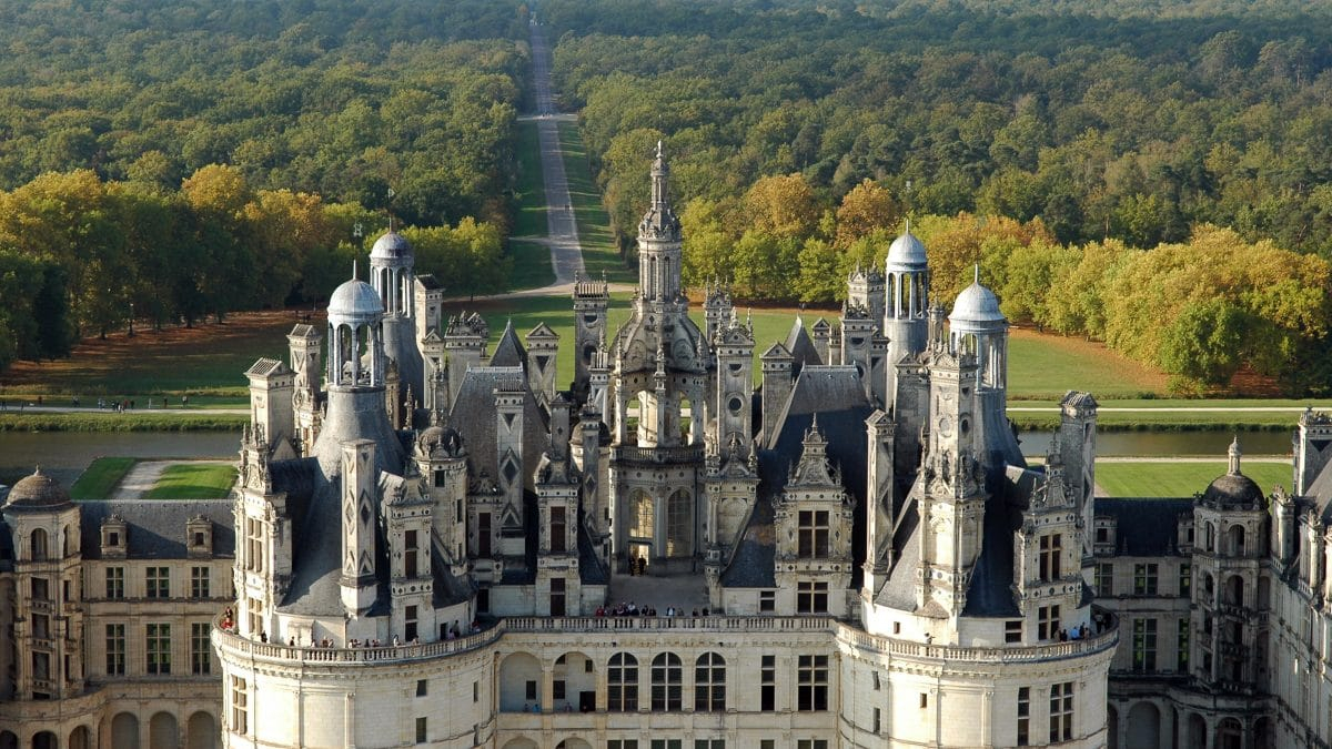 Renaissance In France's Loire Valley: 'rebirth' For Chambord With Regard To Most Current Chambord Castle I European Wall Hangings (View 13 of 20)