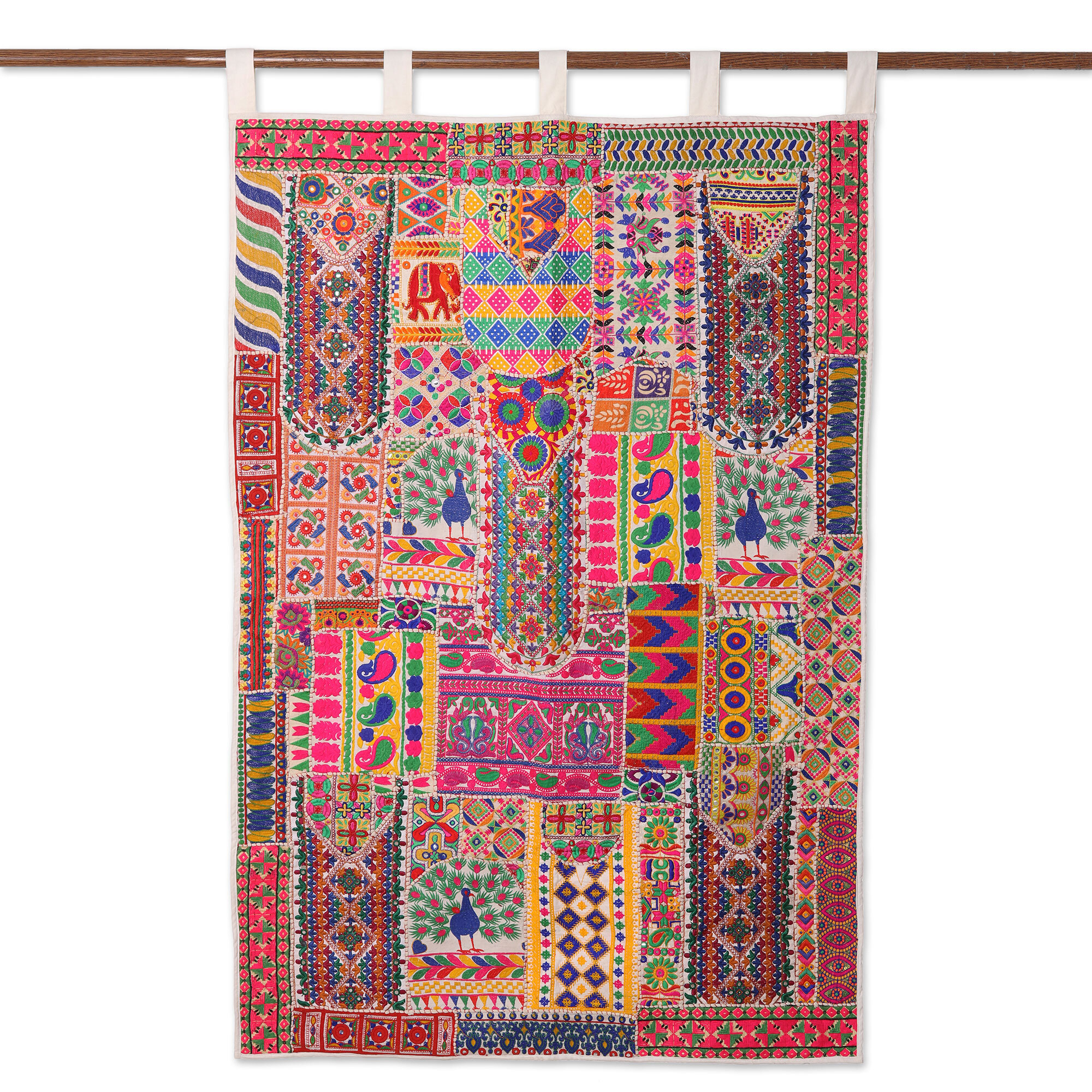 Rod Tan Tapestries You'll Love In 2021 | Wayfair Intended For Newest Blended Fabric Teresina Wool And Viscose Wall Hangings With Hanging Accessories Included (View 12 of 20)