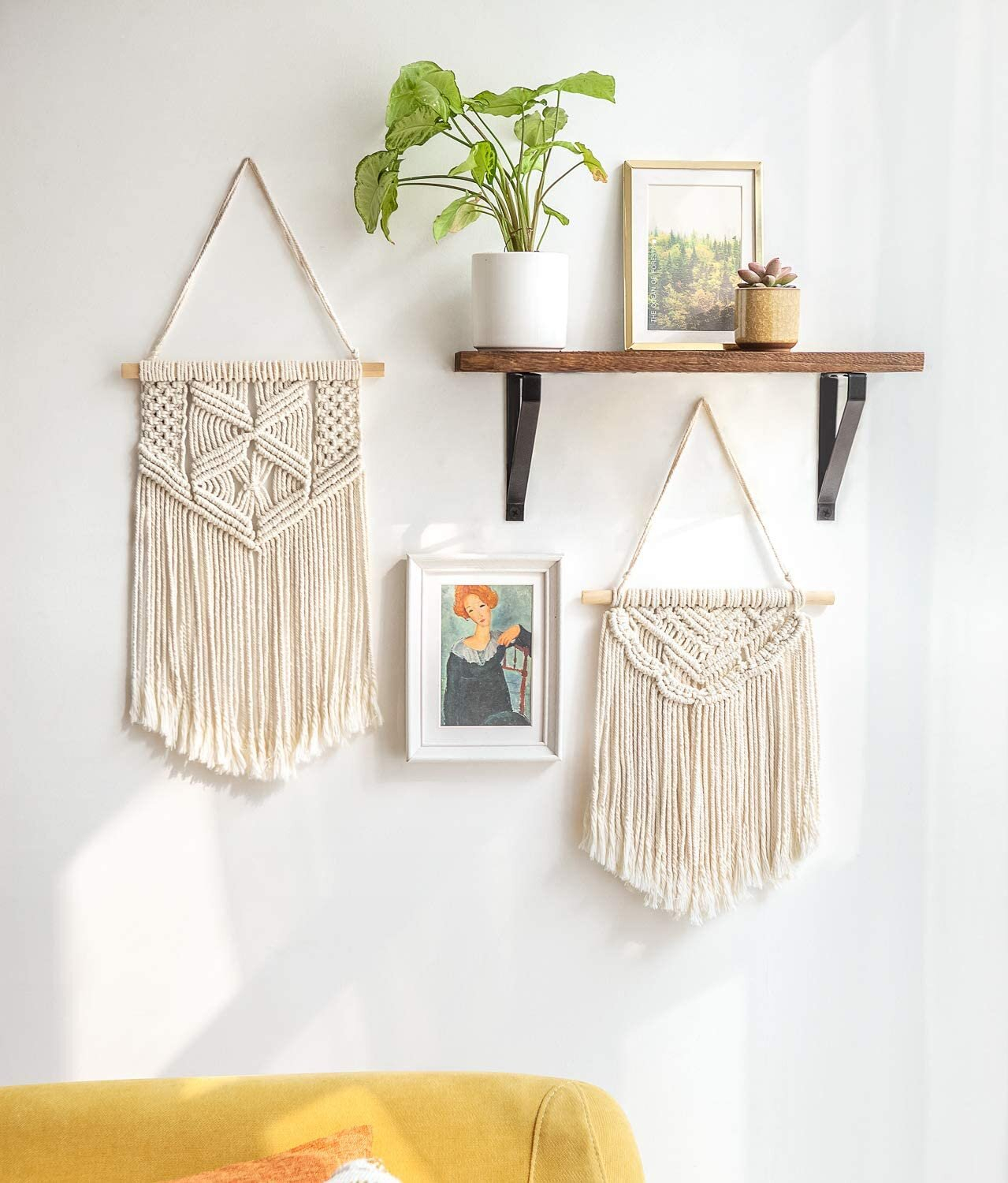 Rod Tan Tapestries You'll Love In 2021 | Wayfair With Regard To 2018 Blended Fabric Teresina Wool And Viscose Wall Hangings With Hanging Accessories Included (View 14 of 20)