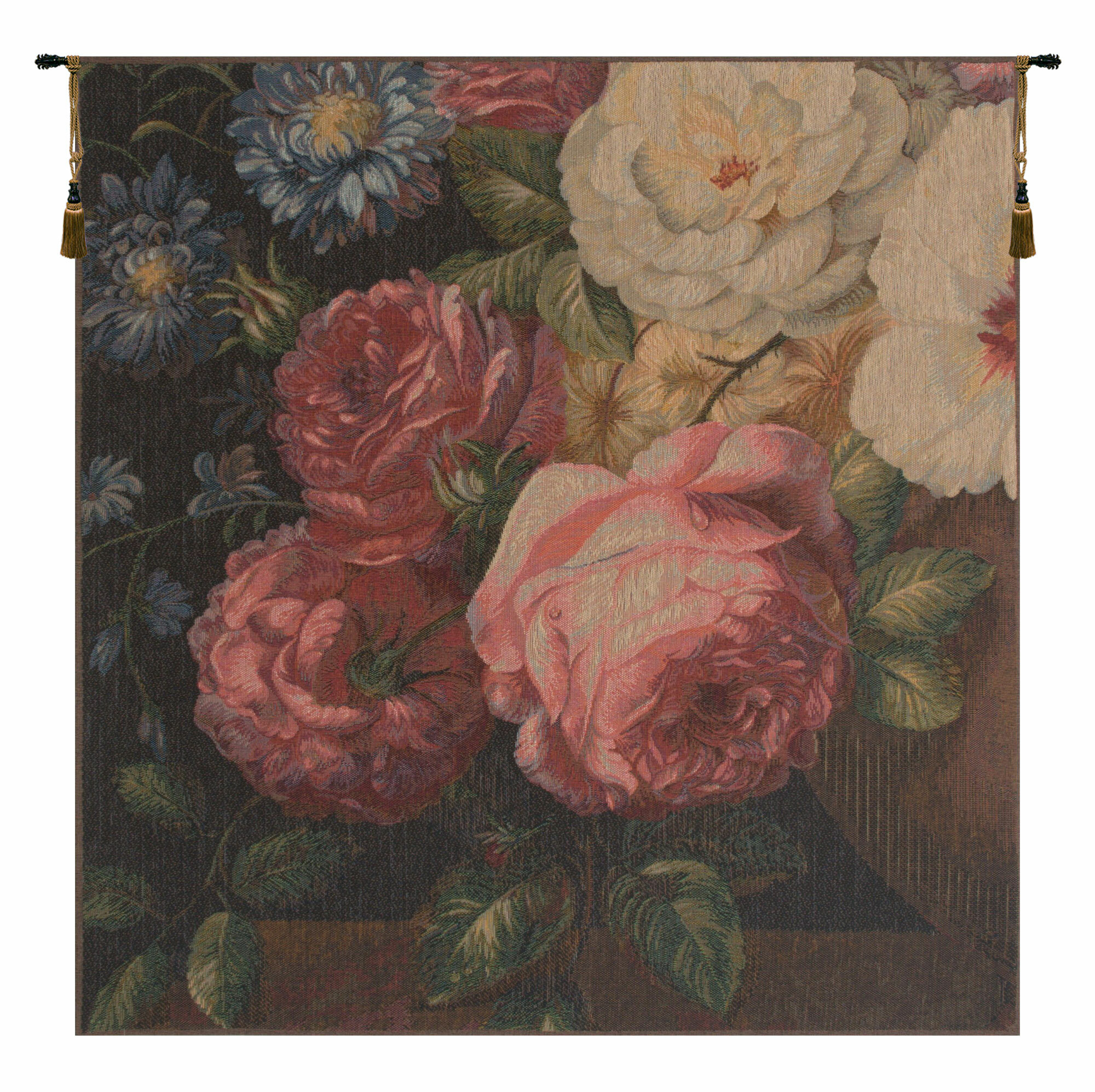 Roses I Tapestry With Regard To Newest Roses I Tapestries (View 4 of 20)