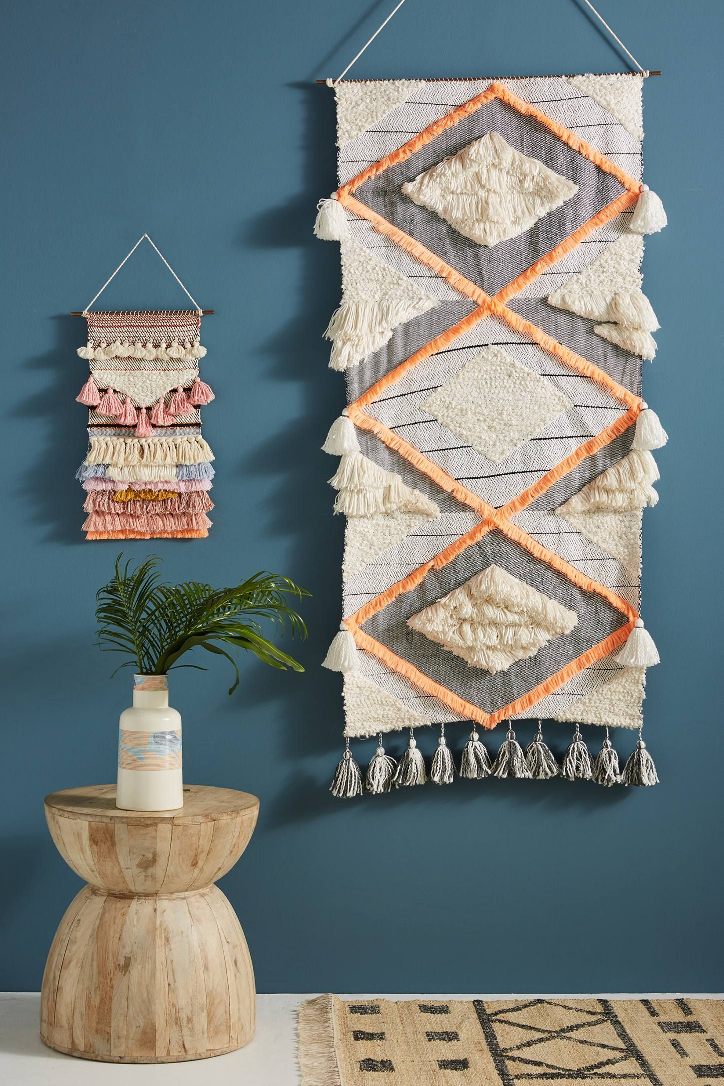 Shop The Terra Woven Wall Art And More Anthropologie At With Best And Newest Blended Fabric Salty But Sweet Wall Hangings (View 3 of 20)
