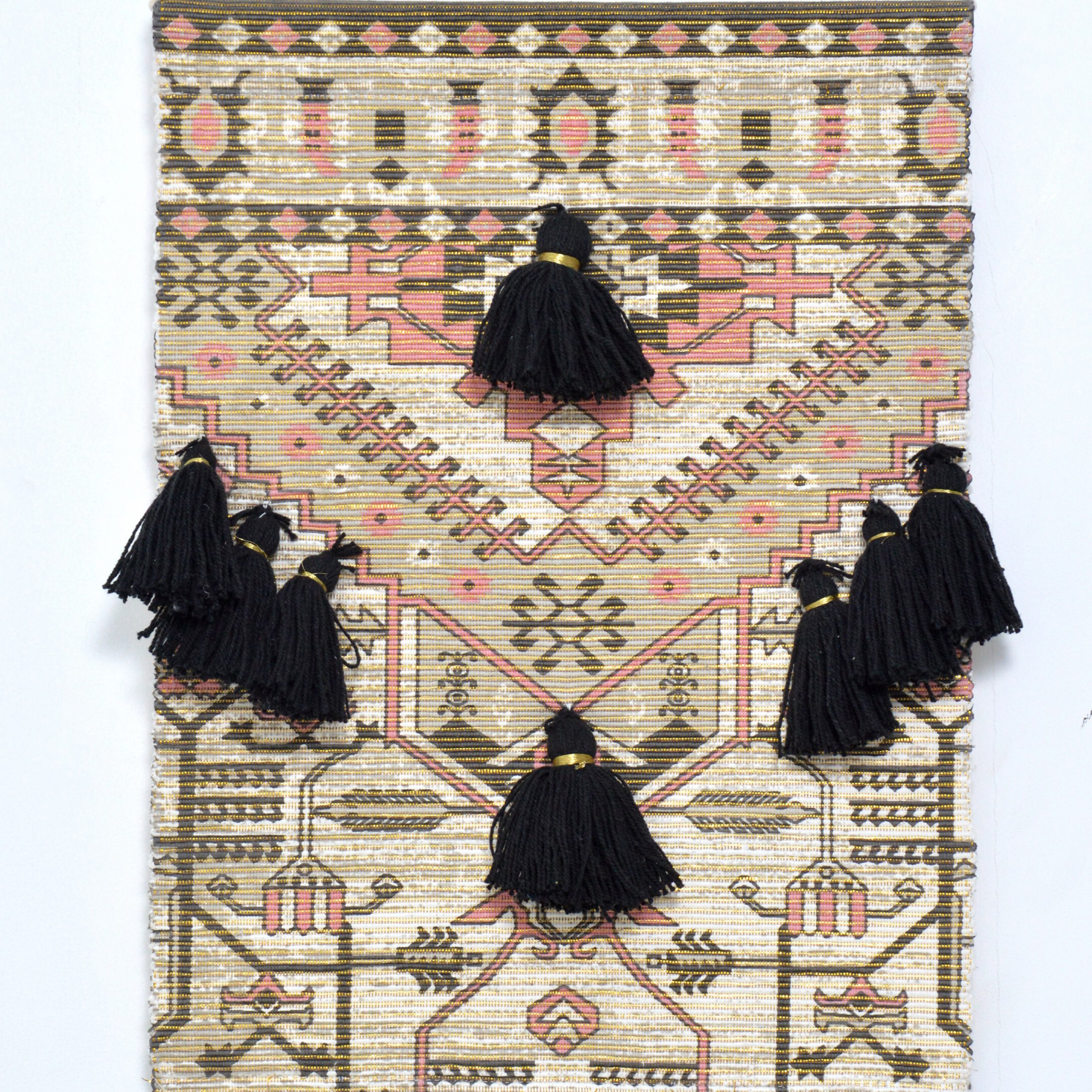 Featured Photo of Blended Fabric Southwestern Bohemian Wall Hangings