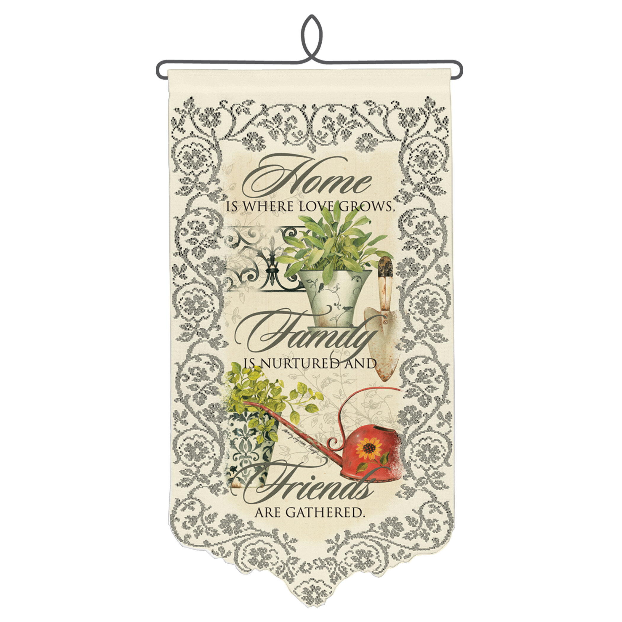 Spiritual & Inspirational Tapestries You'll Love In 2021 Pertaining To Recent Blended Fabric Trust In The Lord Tapestries And Wall Hangings (View 13 of 20)