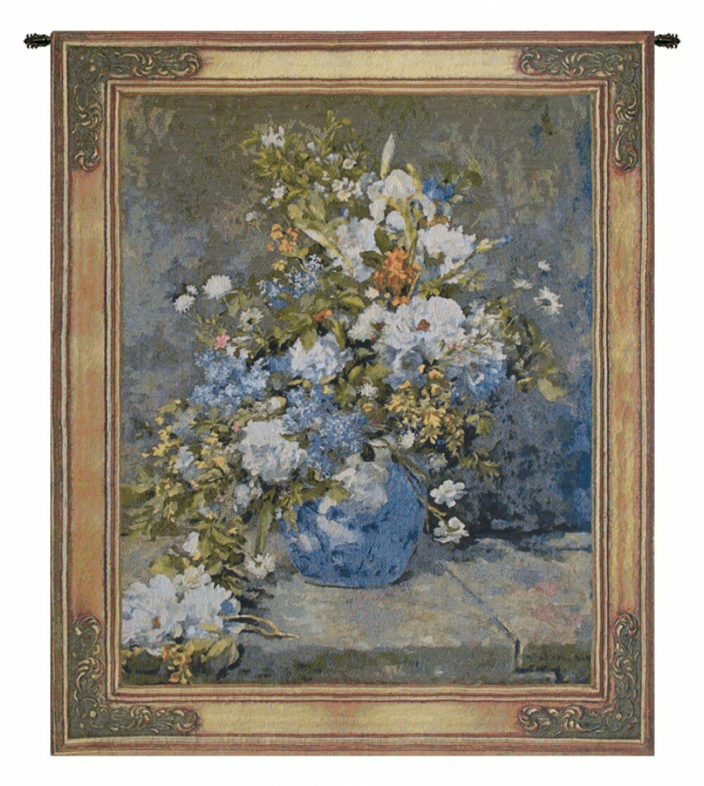 Featured Photo of Blended Fabric Spring Bouquet by Renoir Tapestries