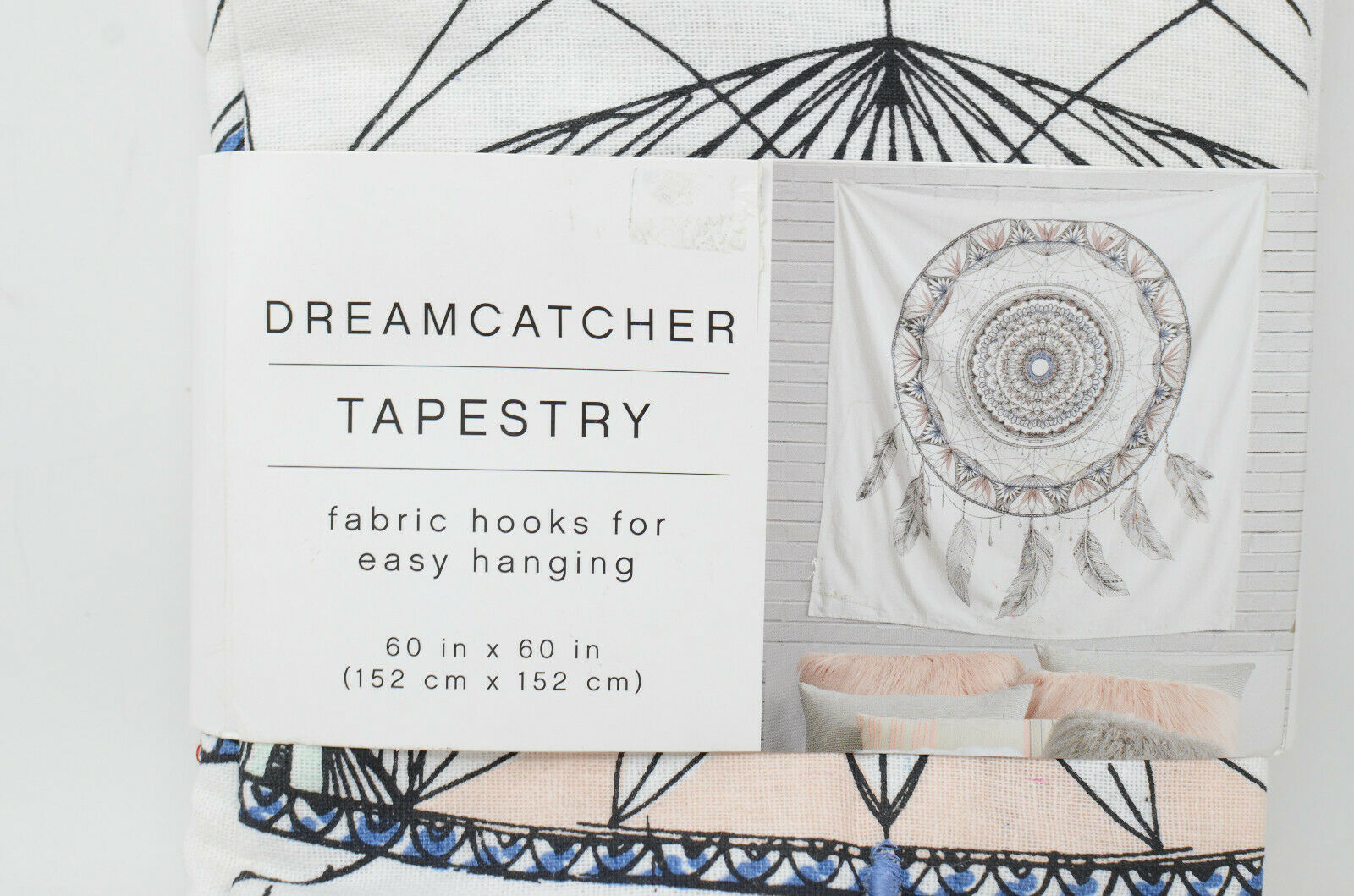 Style Co Op Dream Catcher Tapestry With Most Recent Blended Fabric Unicorn In Captivity Ii (with Border) Wall Hangings (View 7 of 20)