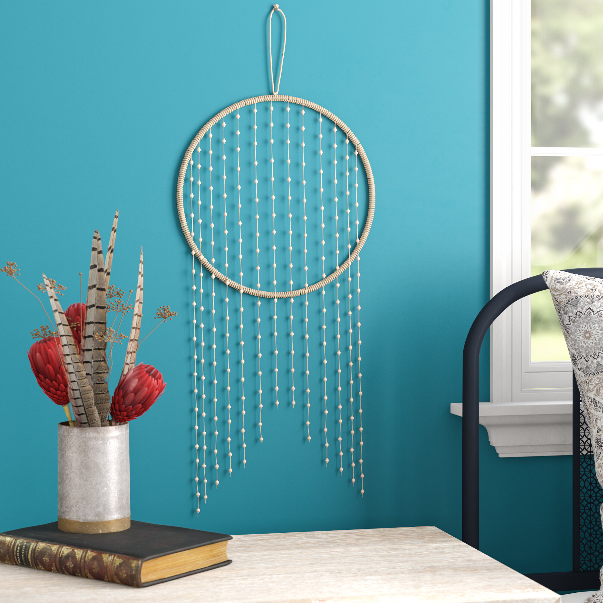 Tan Tapestries You'll Love In 2020 | Wayfair Pertaining To 2018 Blended Fabric Saber Wall Hangings With Rod (View 15 of 20)