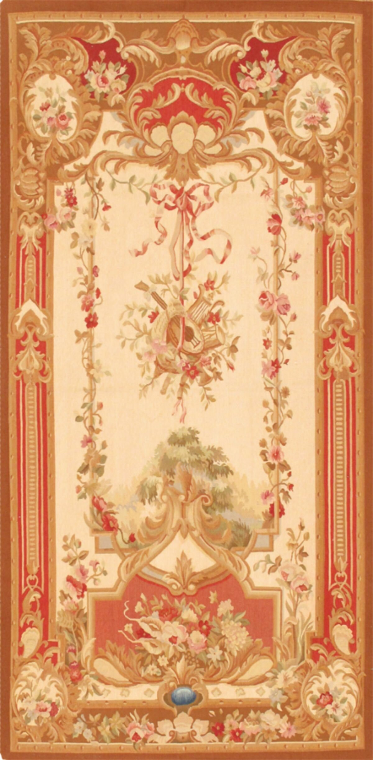 Tapestry Intended For Current Blended Fabric Hidden Garden Chinoiserie Wall Hangings With Rod (View 4 of 20)